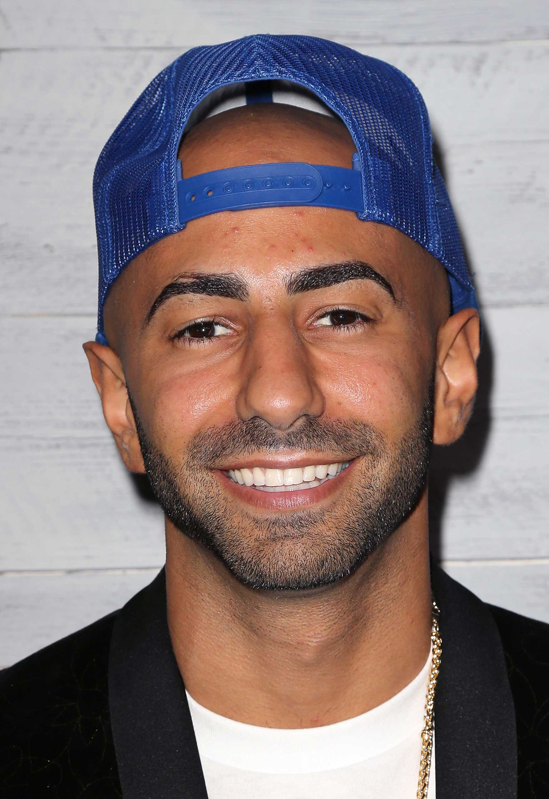 YouTube personality Yousef Saleh Erakat attends go90 Sneak Peek at the Wallis Annenberg Center for the Performing Arts on Beverly Hills, California, Sept. 24, 2015.