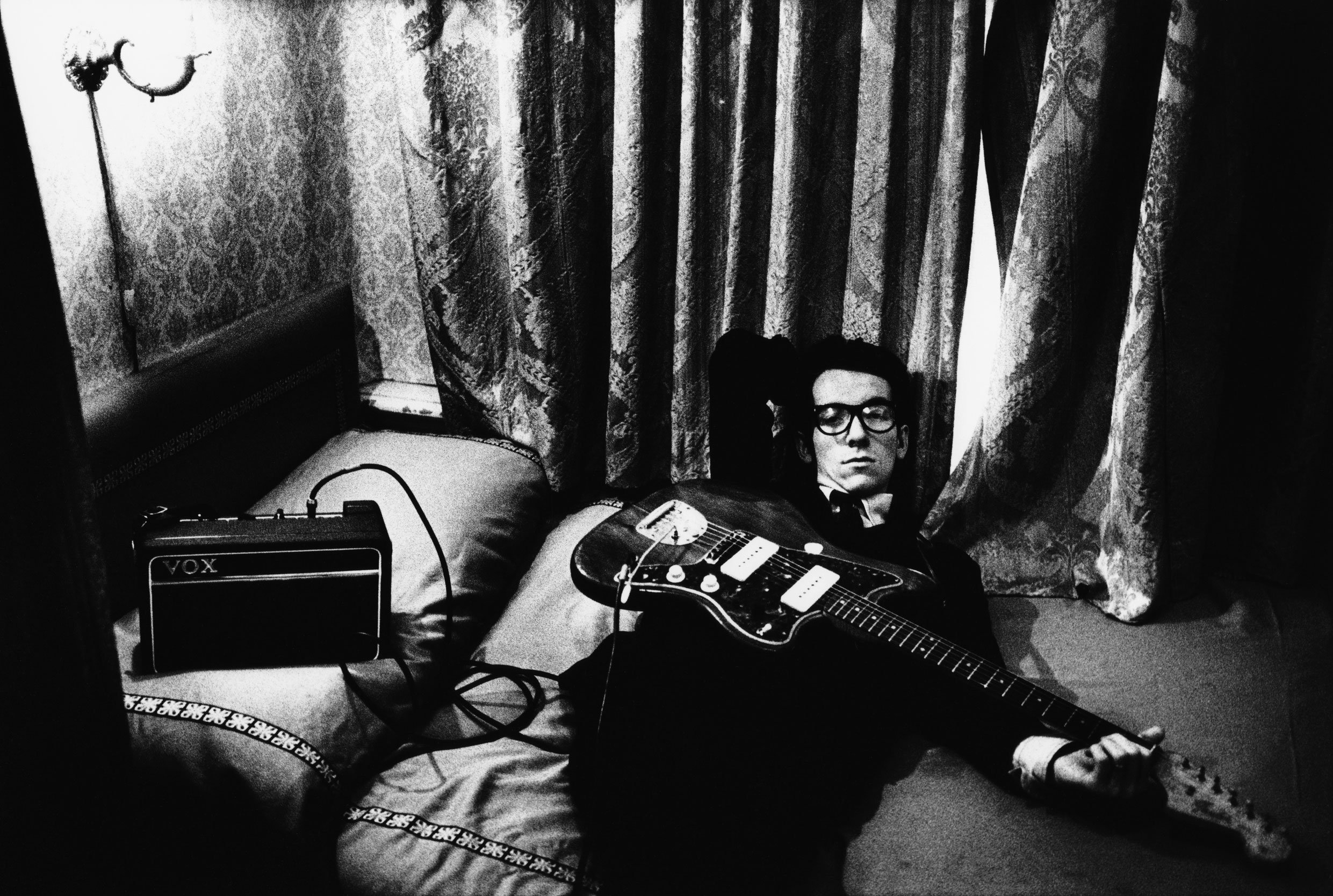 Elvis Costello, Amsterdam 1977