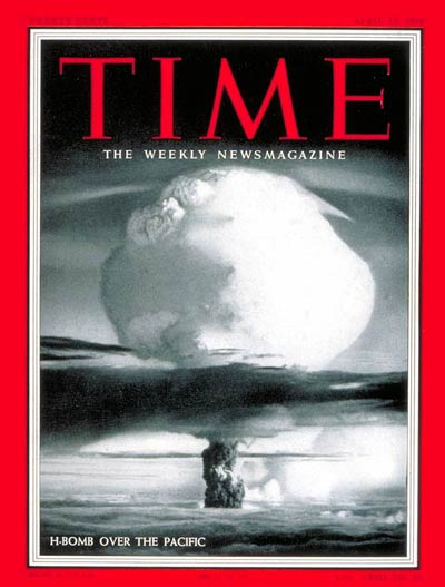 The Apr. 12, 1954, cover of TIME