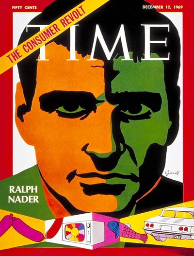 The Dec. 12, 1969, cover of TIME