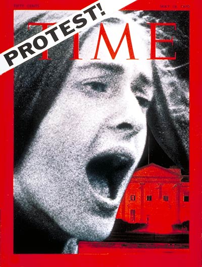 The May 18, 1970, cover of TIME