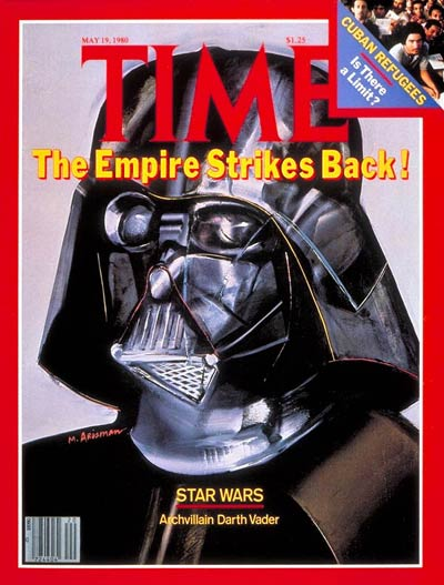 The May 19, 1980, cover of TIME