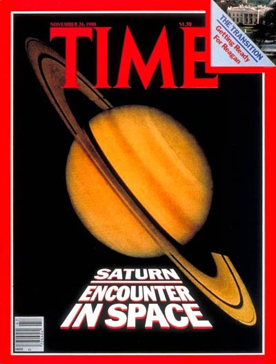 The Nov. 24, 1980, cover of TIME