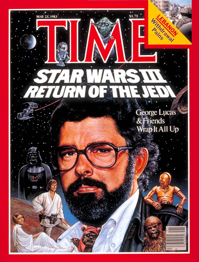 The May 23, 1983, cover of TIME