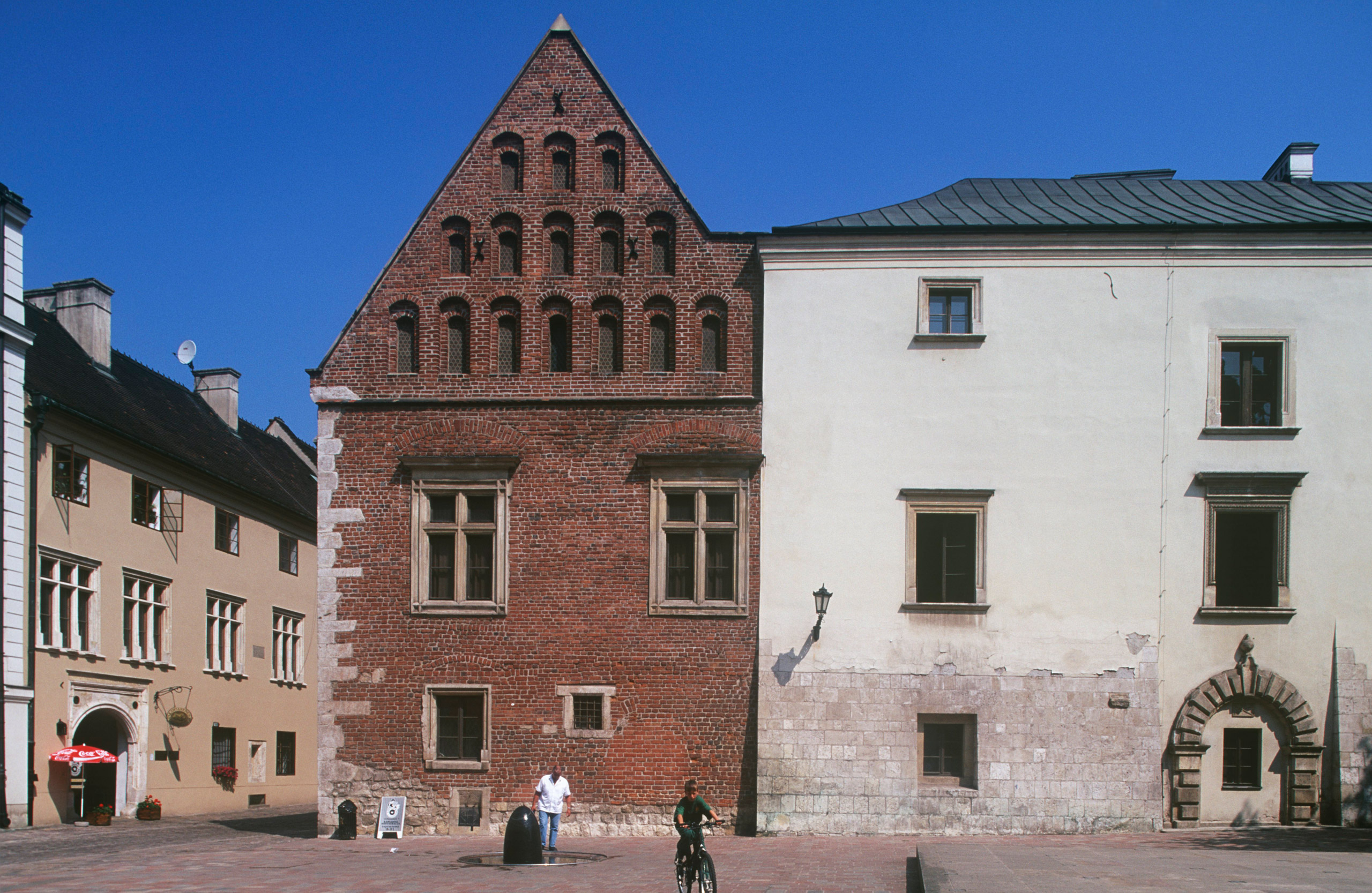 Krakow Historic Centre in Poland.