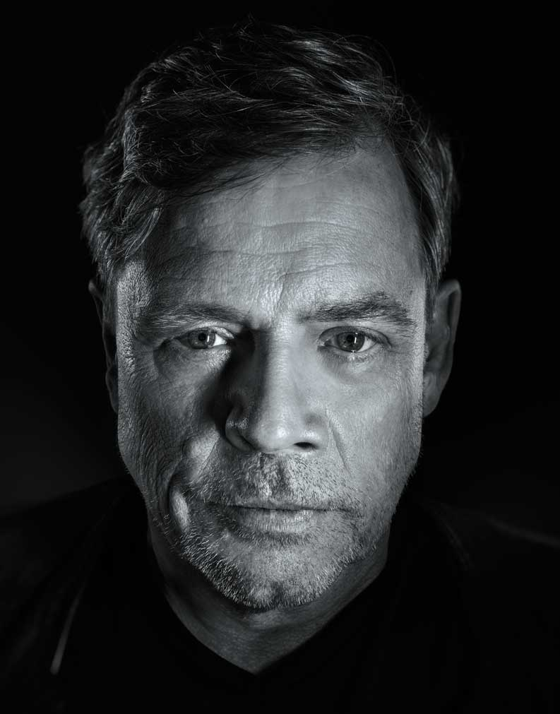Mark Hamill photographed for TIME on October 27, 2015 in Los Angeles.