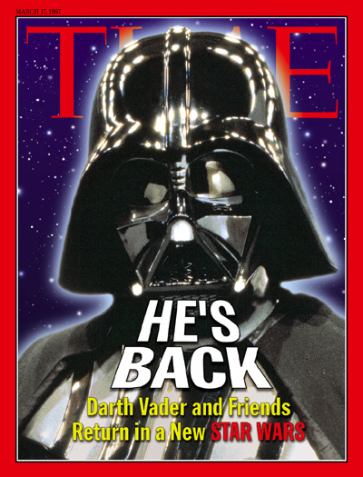 The Mar. 17, 1997, Asia edition of TIME