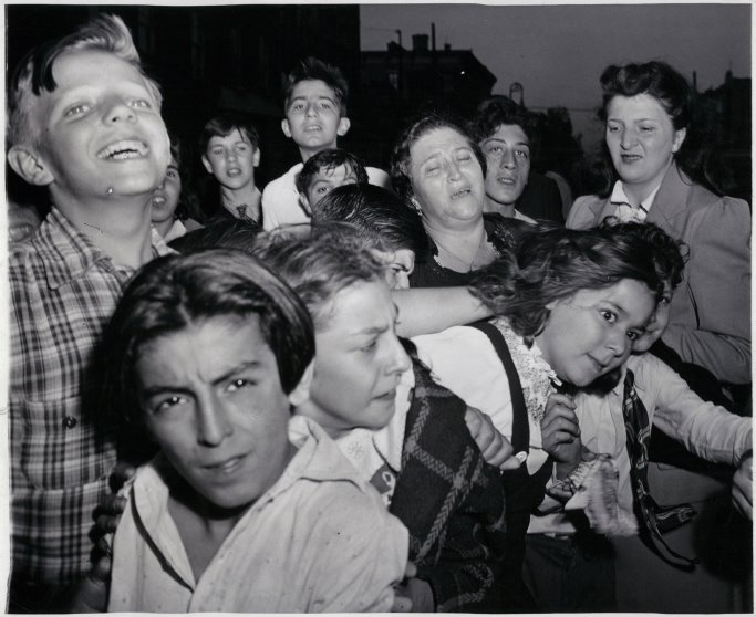 Who Said People Are All Alike? Weegee (Arthur Fellig)