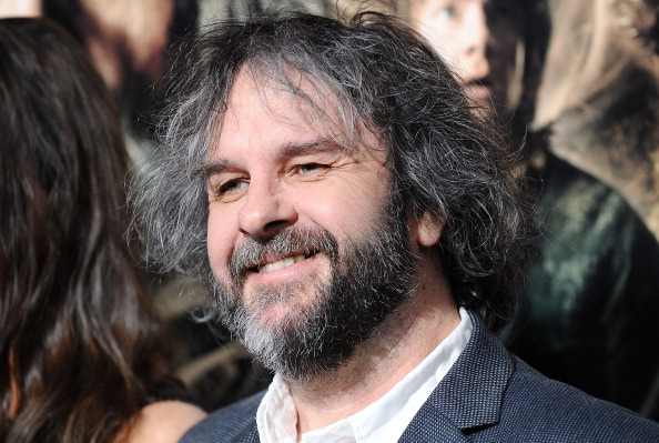 Director Peter Jackson attends the premiere of 'The Hobbit: The Desolation Of Smaug' at TCL Chinese Theatre on December 2, 2013 in Hollywood, California.