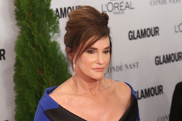 Olympic gold medalist Caitlyn Jenner attends Glamour's 25th Anniversary Women Of The Year Awards at Carnegie Hall on November 9, 2015 in New York City.