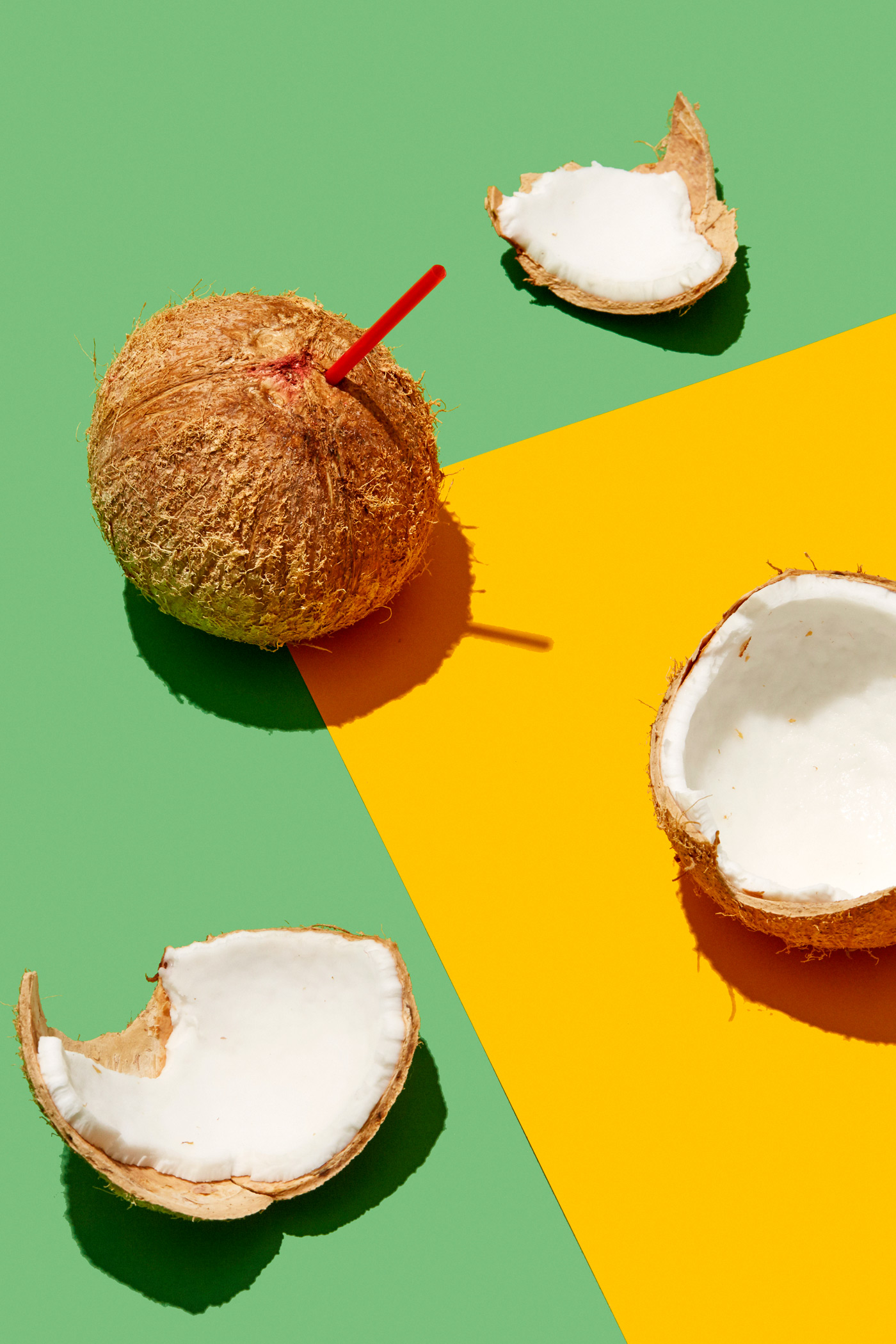healthiest foods, health food, diet, nutrition, time.com stock, coconut