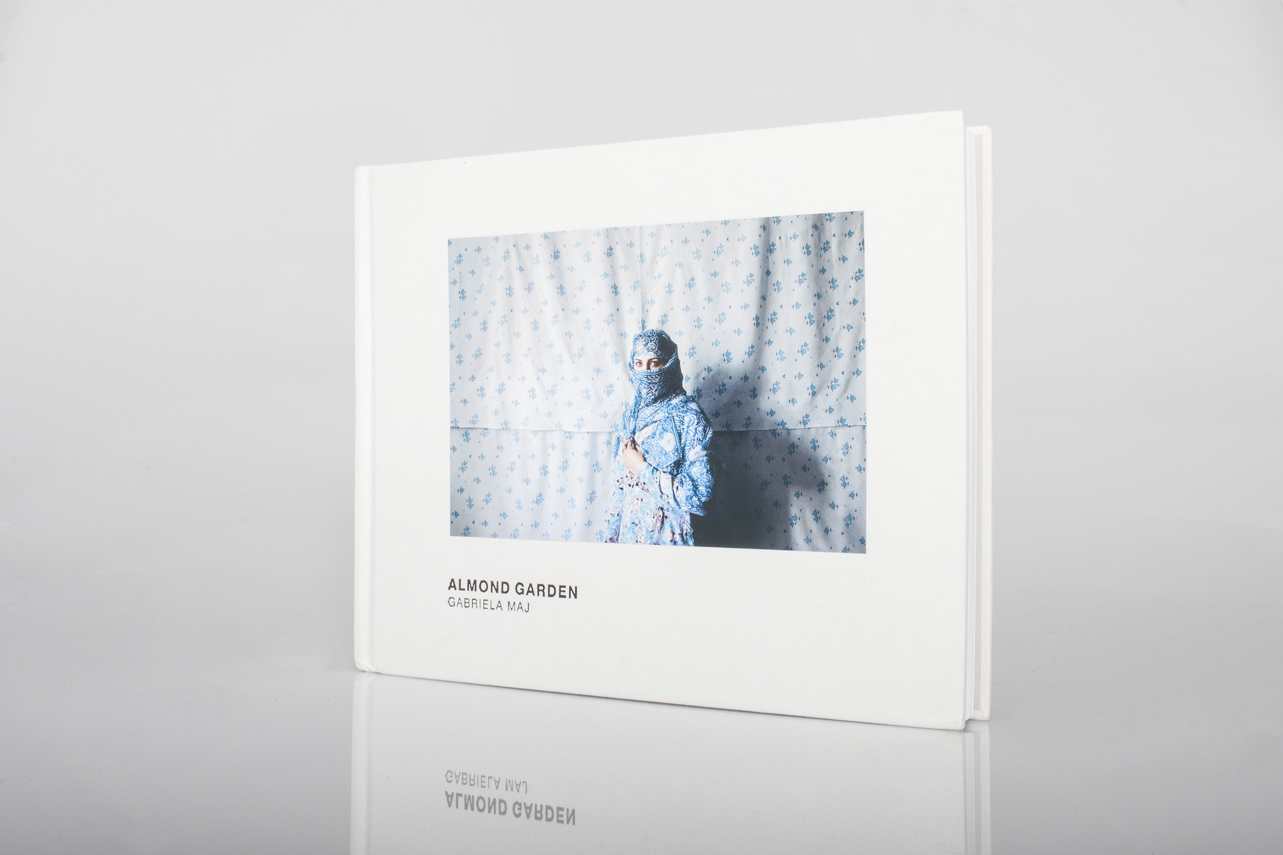 Almond Garden  by Gabriela MajPublished by Daylight Books