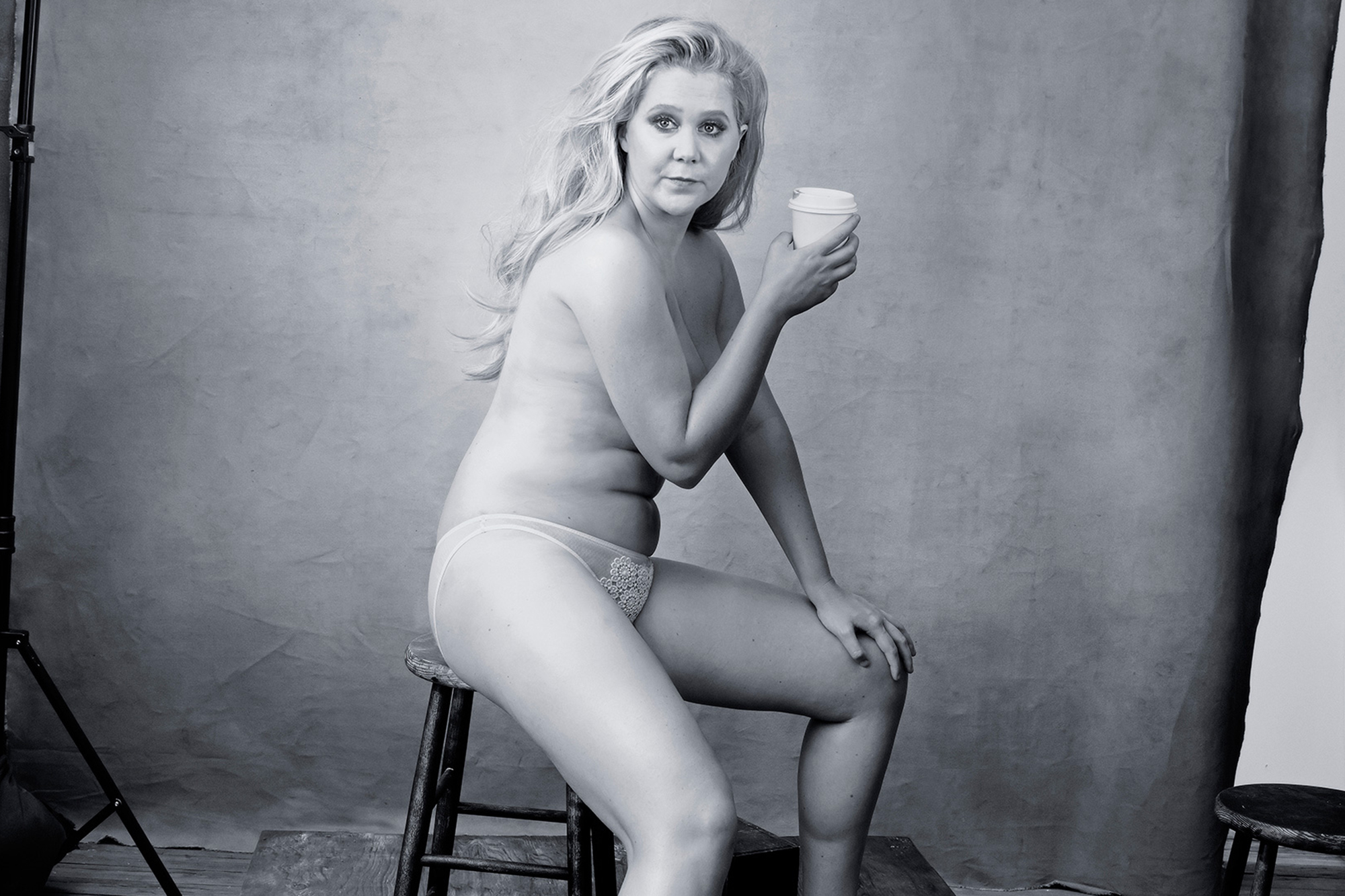 amy schumer naked