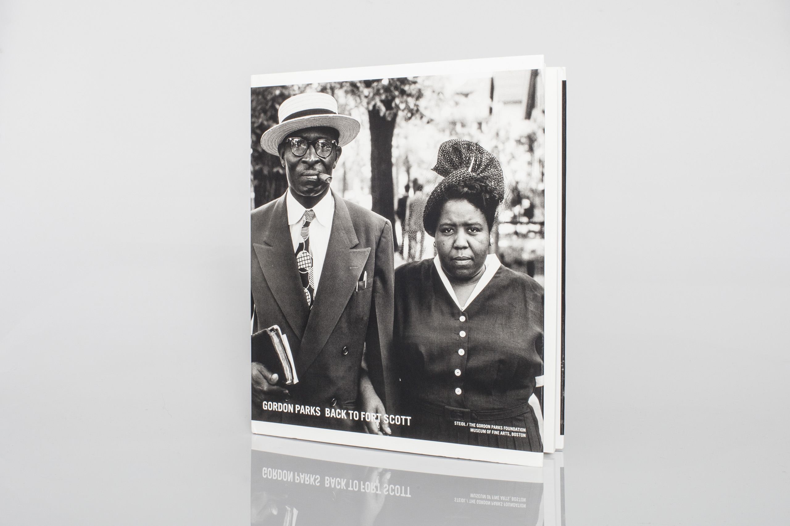 Gordon Parks: Back to Fort Scott  by Museum of Fine Arts, Boston and The Gordon Parks FoundationPublished by Steidl
