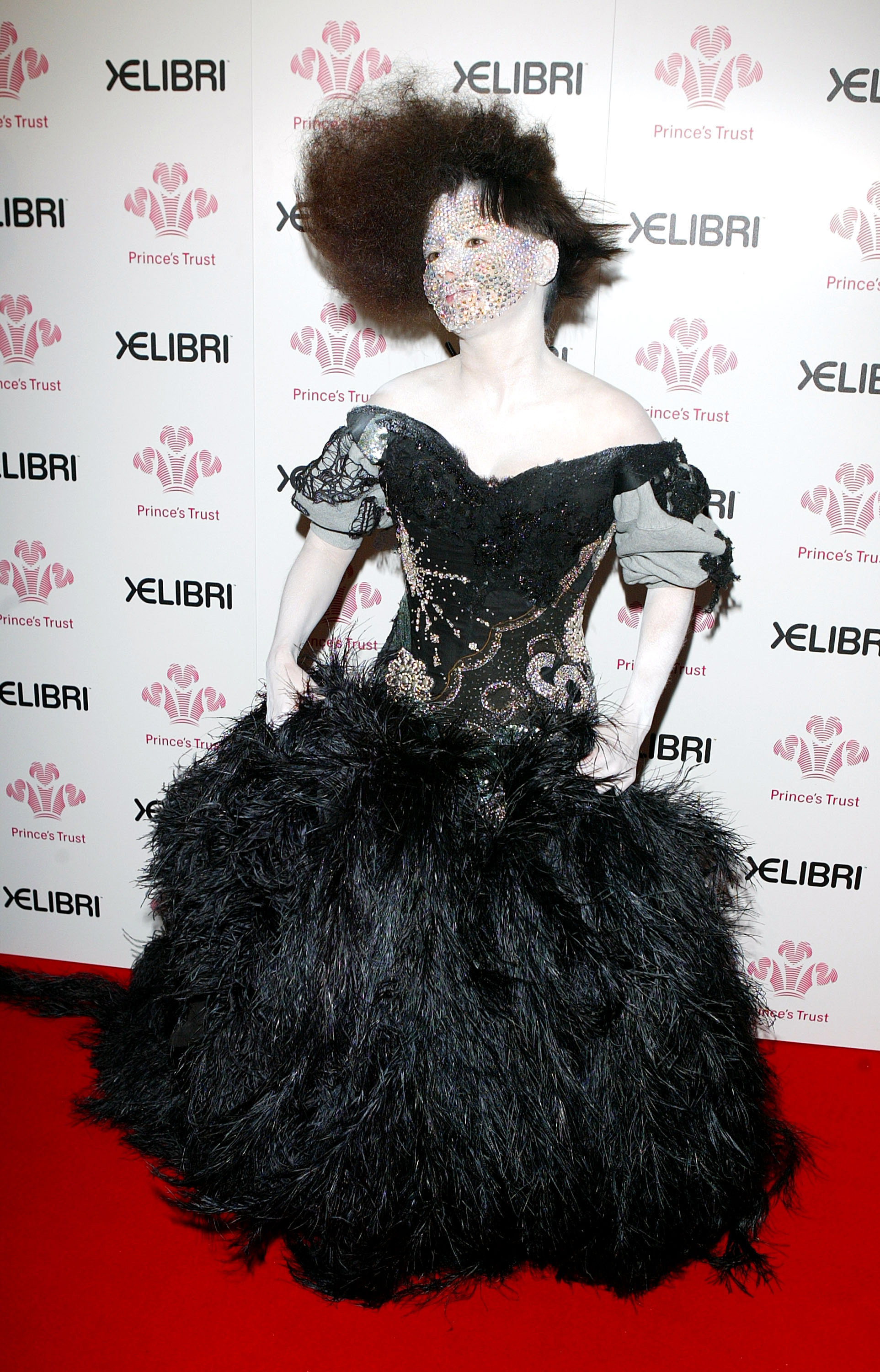 Björk at the Royal Albert Hall in London on Oct. 15, 2003.