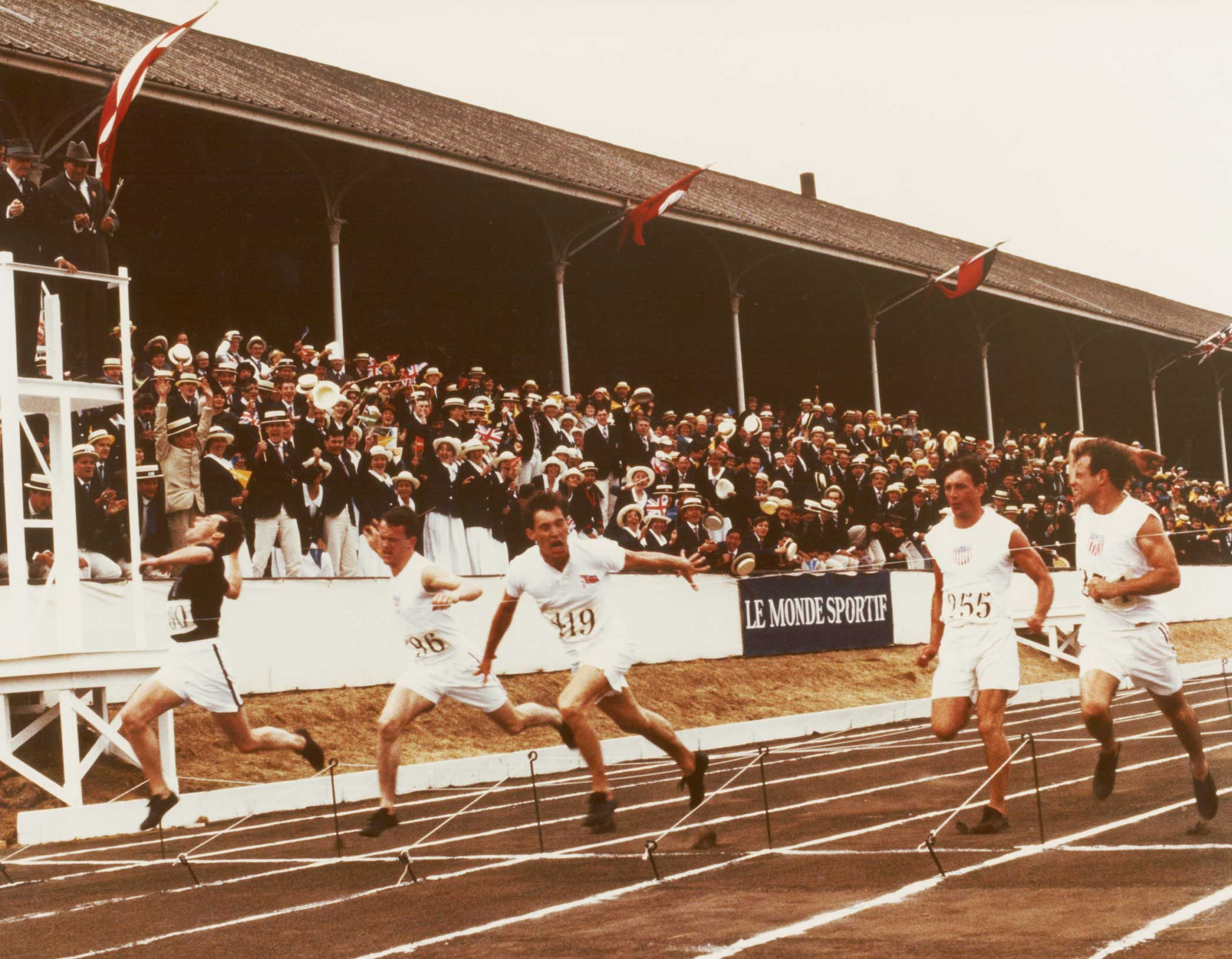 Chariots of Fire, 1981