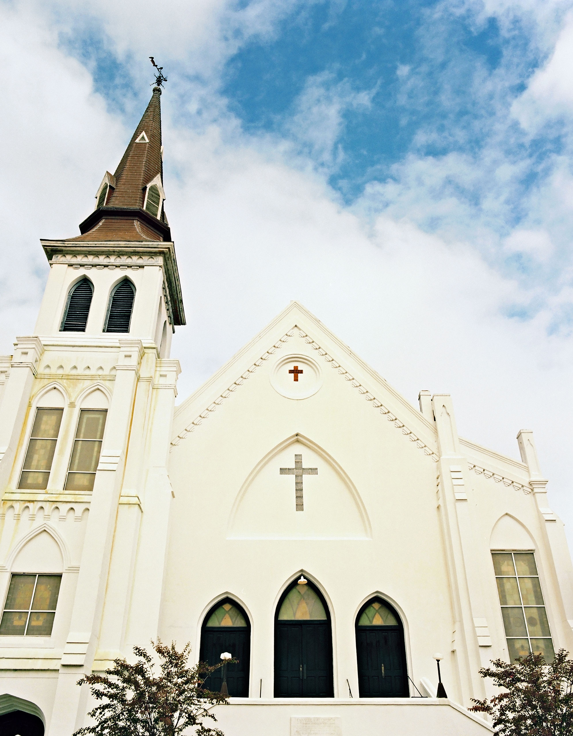 Mother Emanuel has occupied its current home in downtown Charleston since 1891