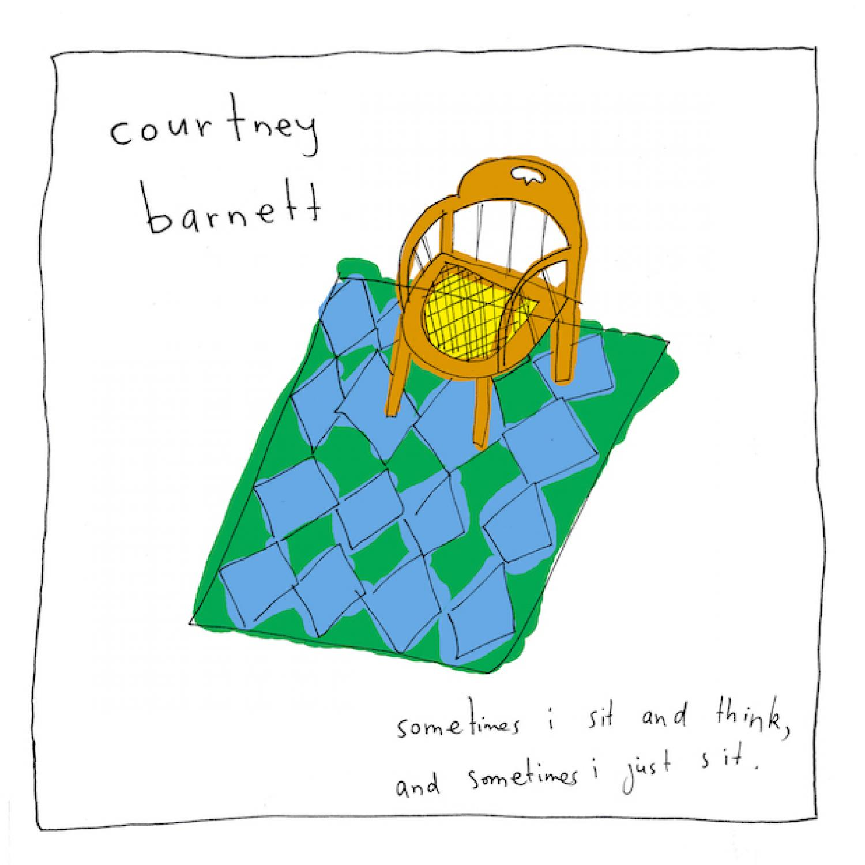 Courtney Barnett, Sometimes I Sit and Think…