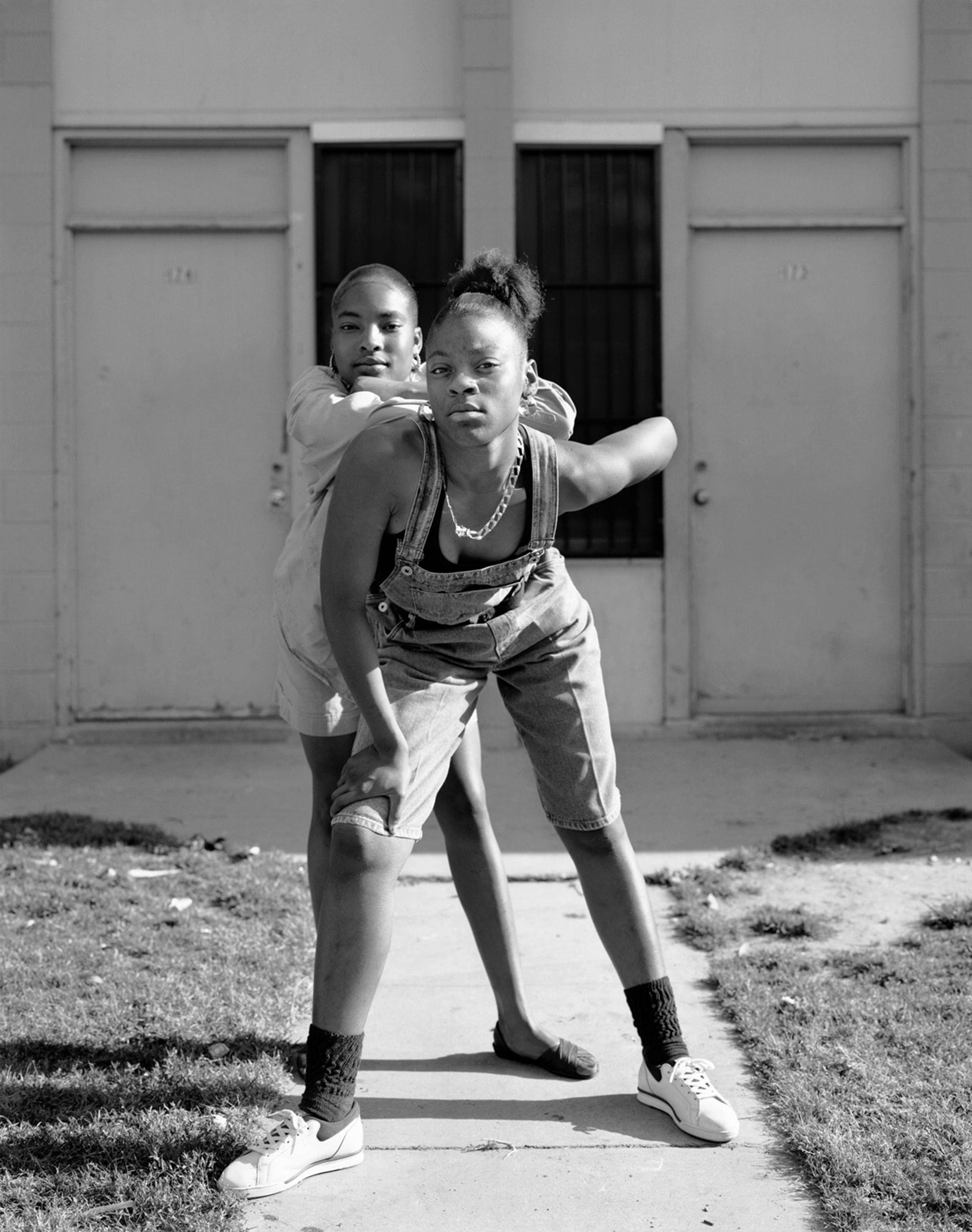 YG and Gloria, 1993