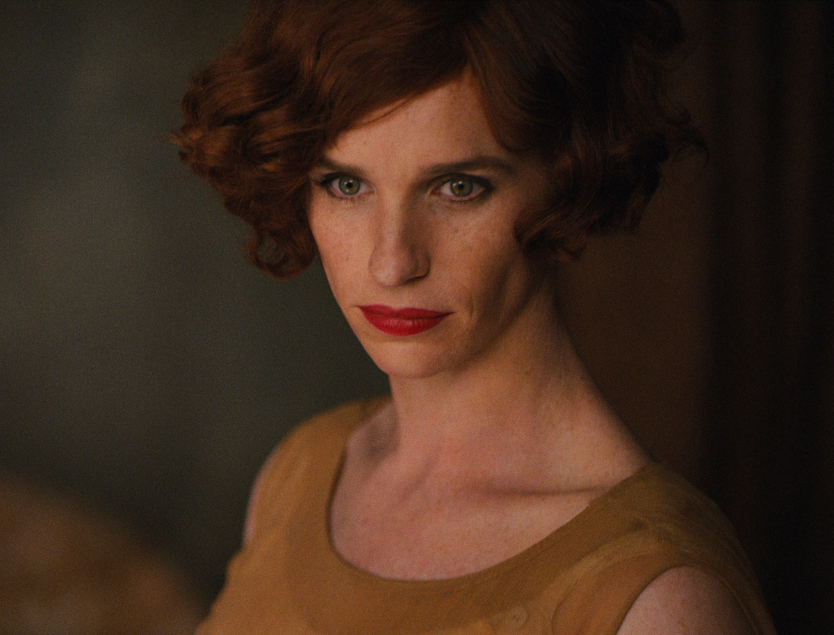 Eddie Redmayne stars as Lili Elbe, in Tom Hooper's The Danish Girl