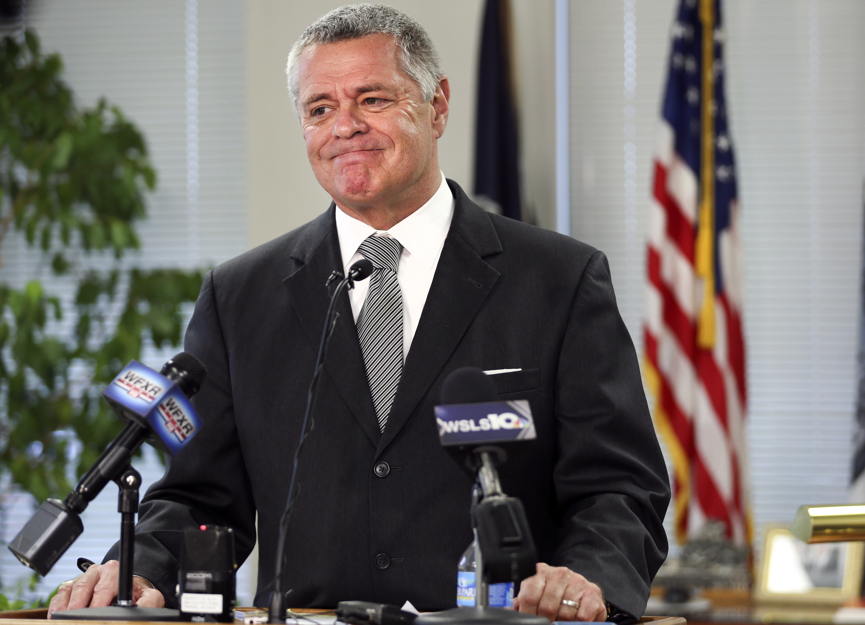 Mayor David Bowers on Nov. 9, 2015.