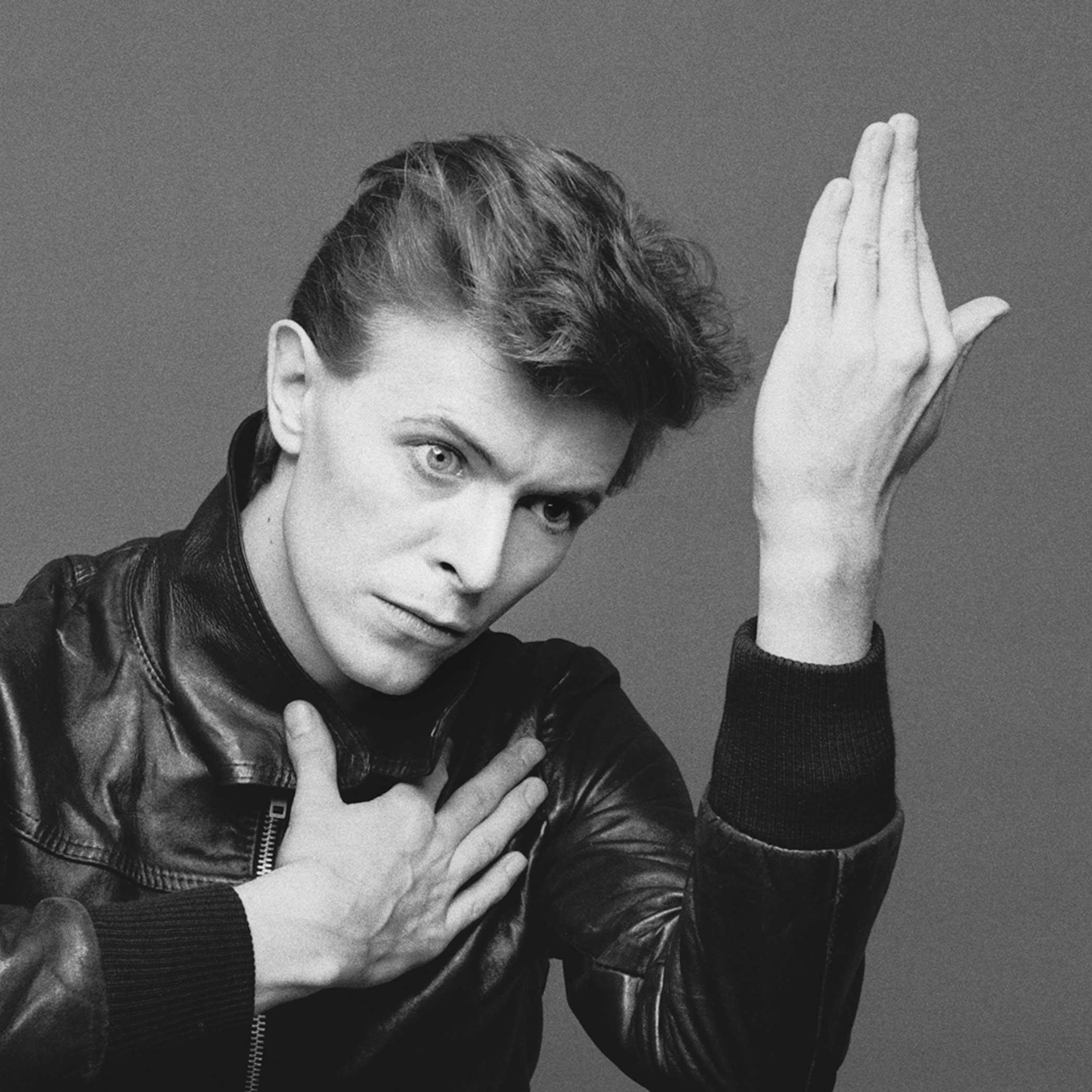 """David Bowie, """"Heroes,"""" 1977."""