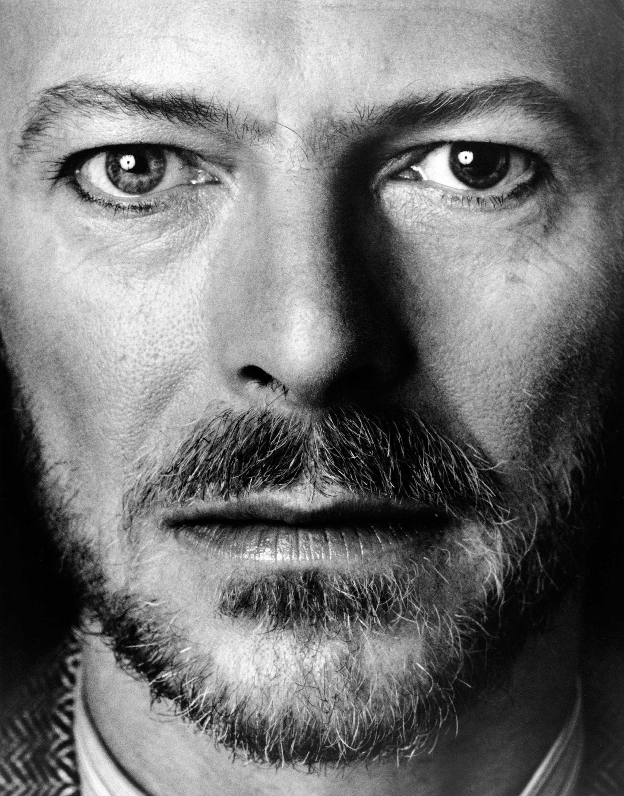 """David Bowie, """"Ki,"""" 1989."""