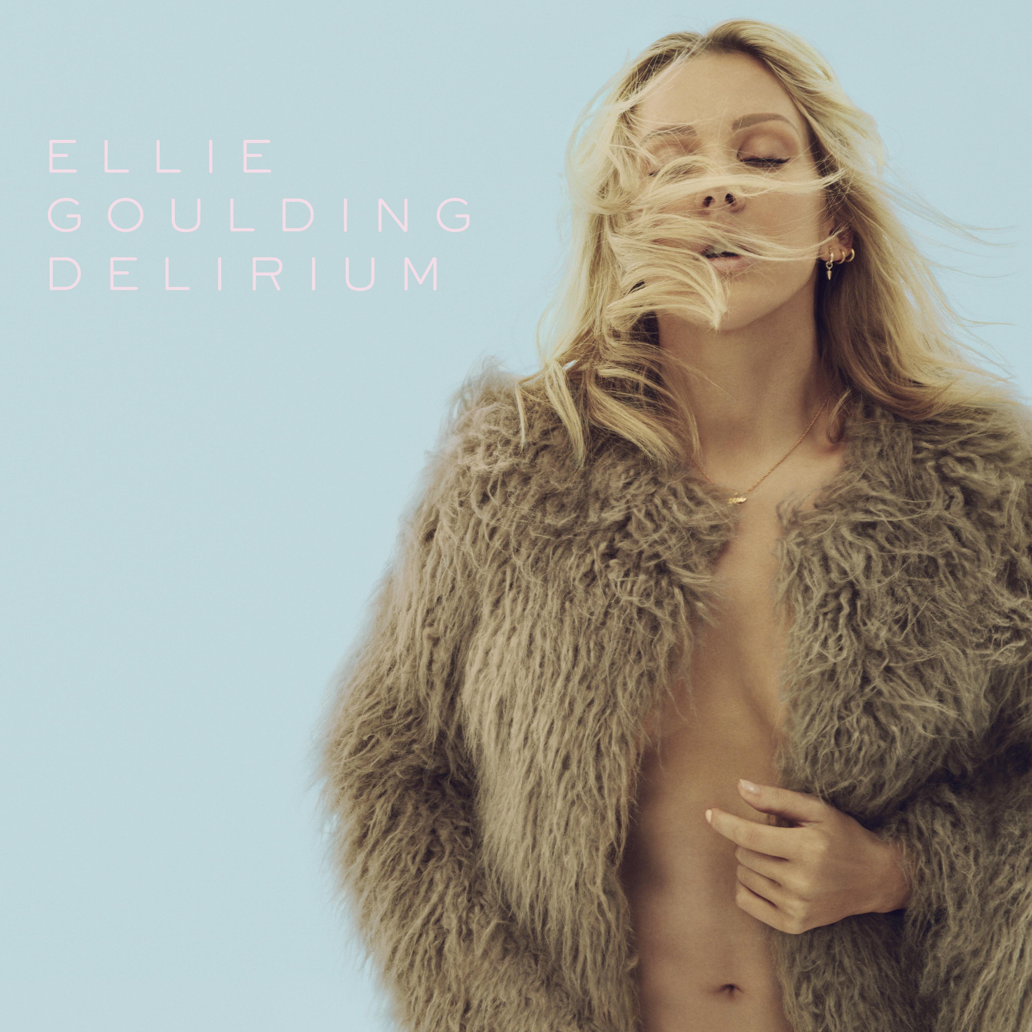Ellie Goulding's new album, Delirium, is out now.