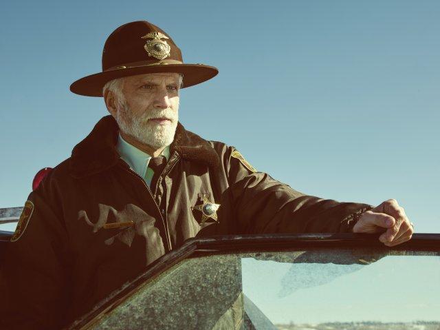 Ted Danson in season 2 of Fargo.