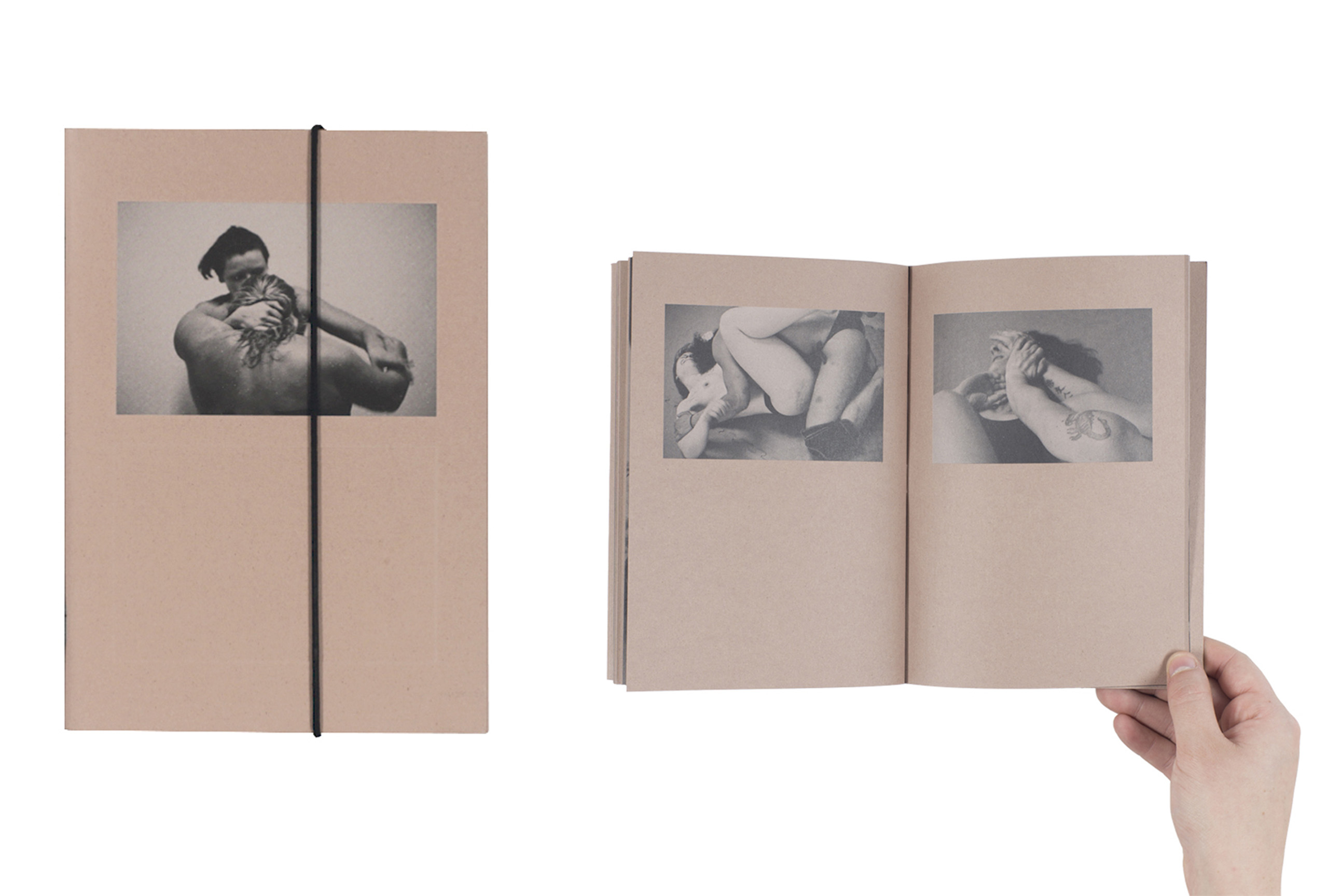 Anna Konda by Katarzyna Mazur, published by dienacht Publishing. Short-listed title for First PhotoBook.