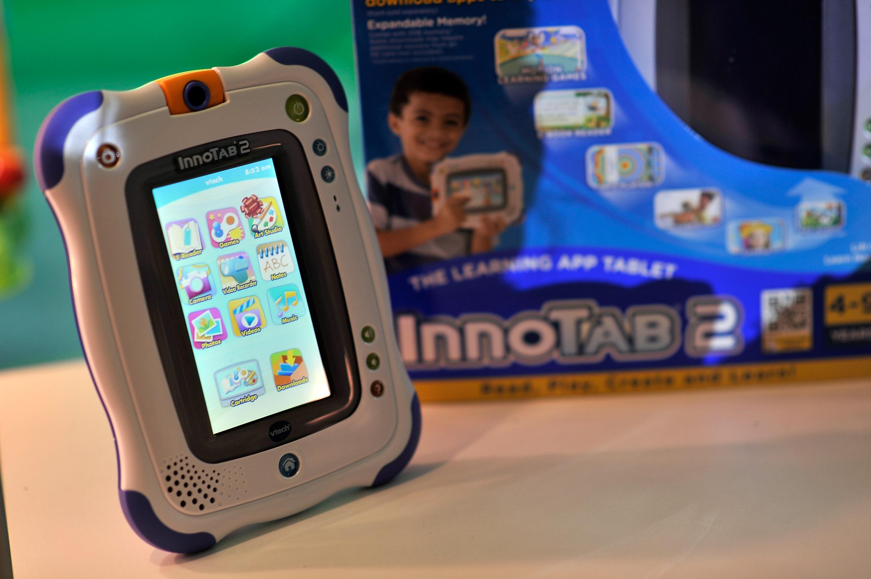 The VTech InnoTab 2, Oct. 31, 2012