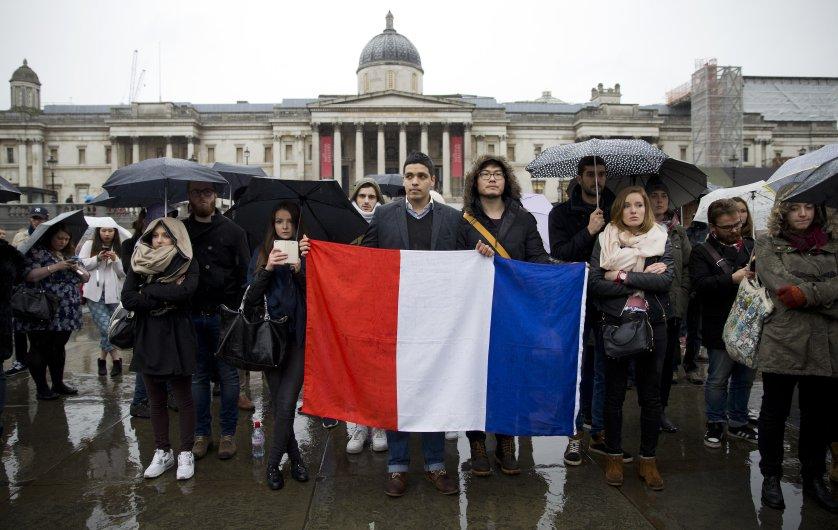 BRITAIN-FRANCE-ATTACKS