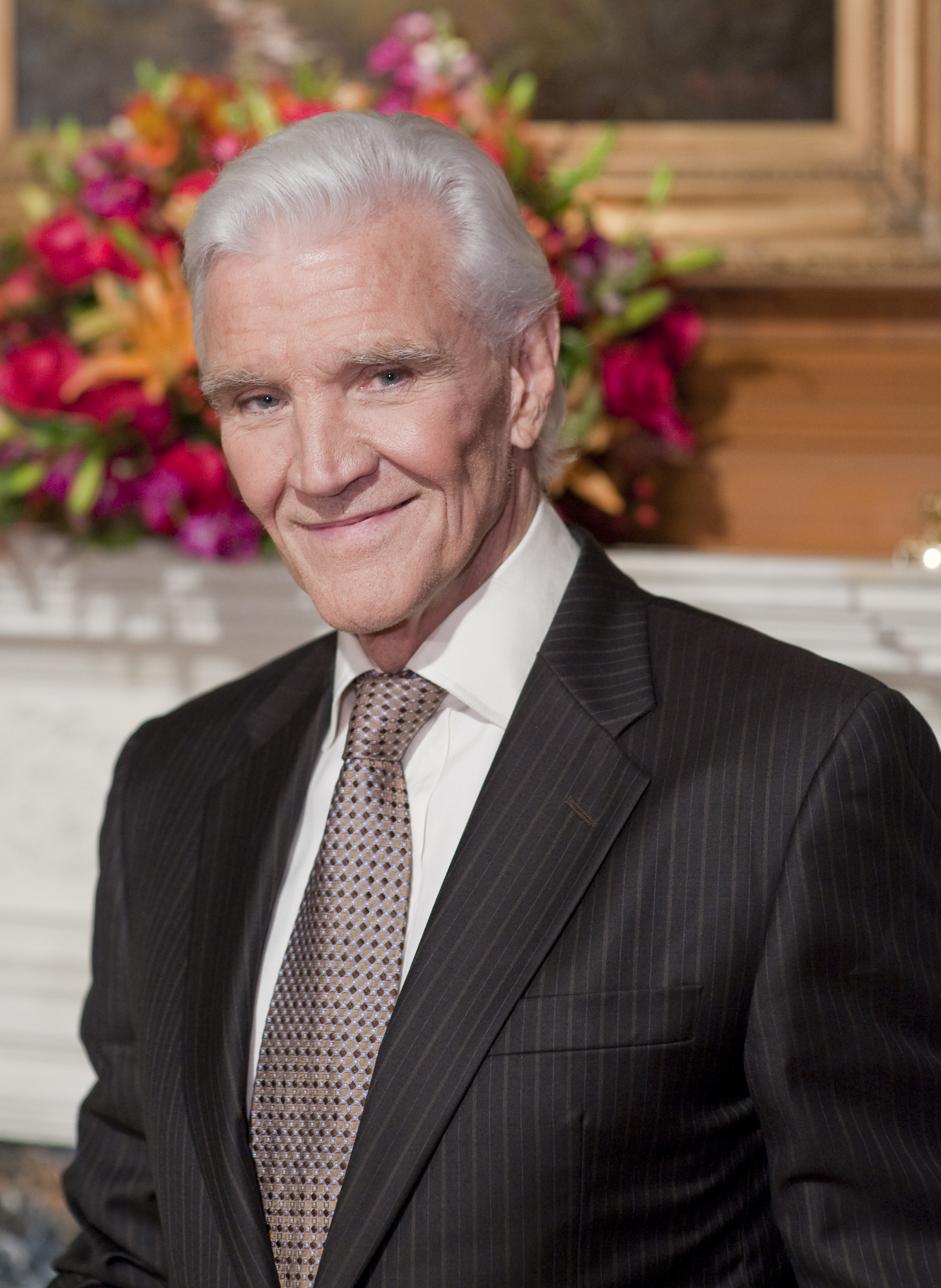 David Canary in a scene on ABC Daytime's 'All My Children' that aired the week of Oct. 26, 2009