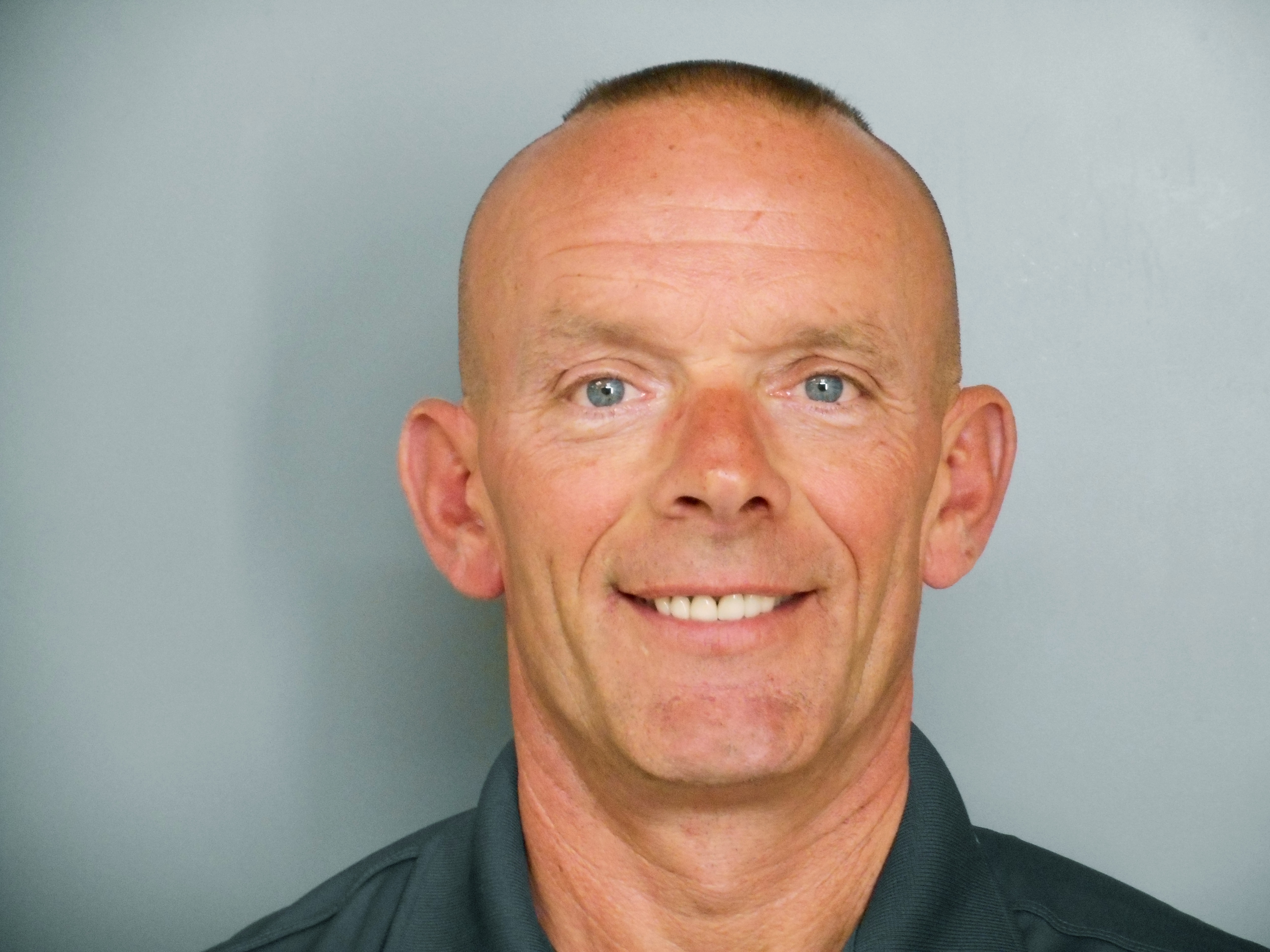 This undated file photo provided by the Fox Lake Police Department shows Lt. Charles Joseph Gliniewicz, who was fatally shot in Fox Lake, Ill in Sept. 2015.