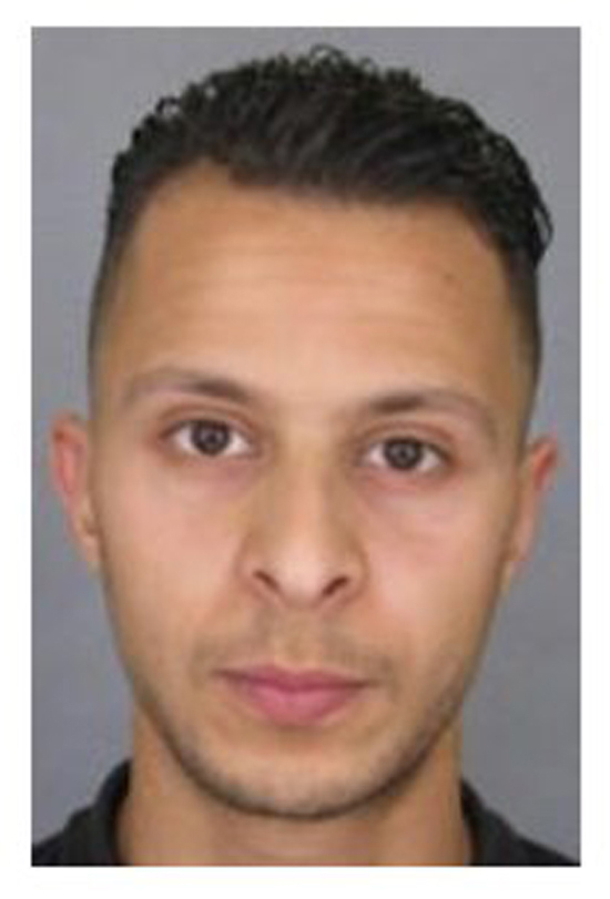 A photo released by the French Ministry of the Interior on Nov. 15 shows Salah Abdelsalam, a suspect wanted in connection with the recent terror attacks on Paris.