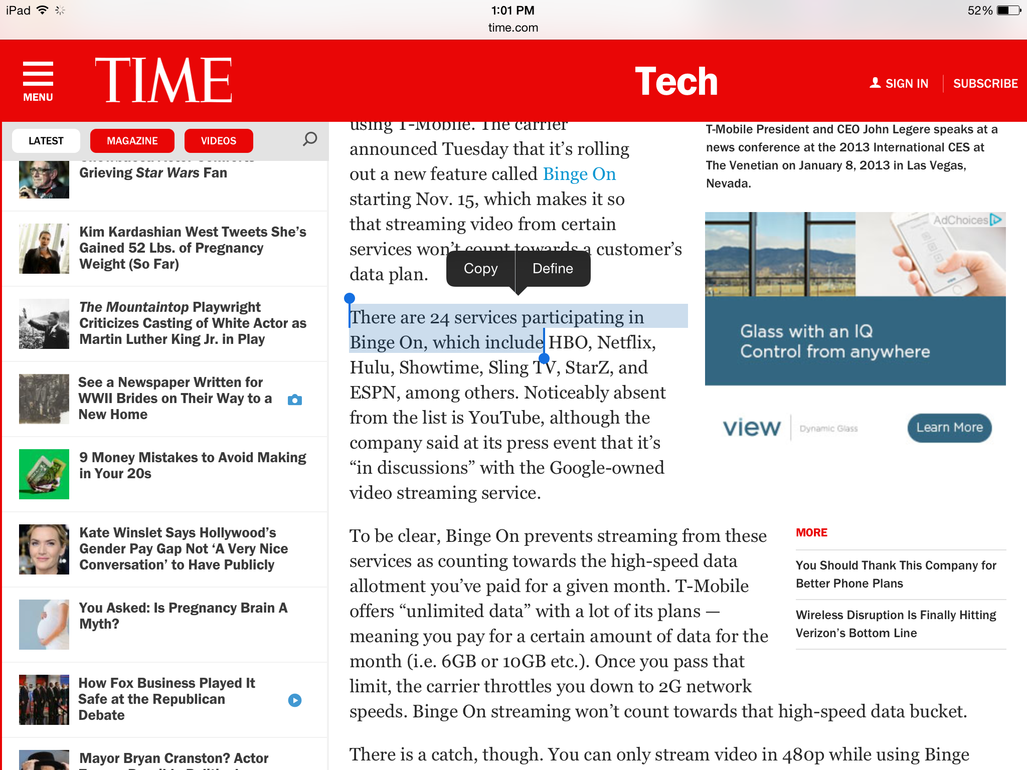 Apple iPad: 14 Tips, Tricks and Hidden Features | Time