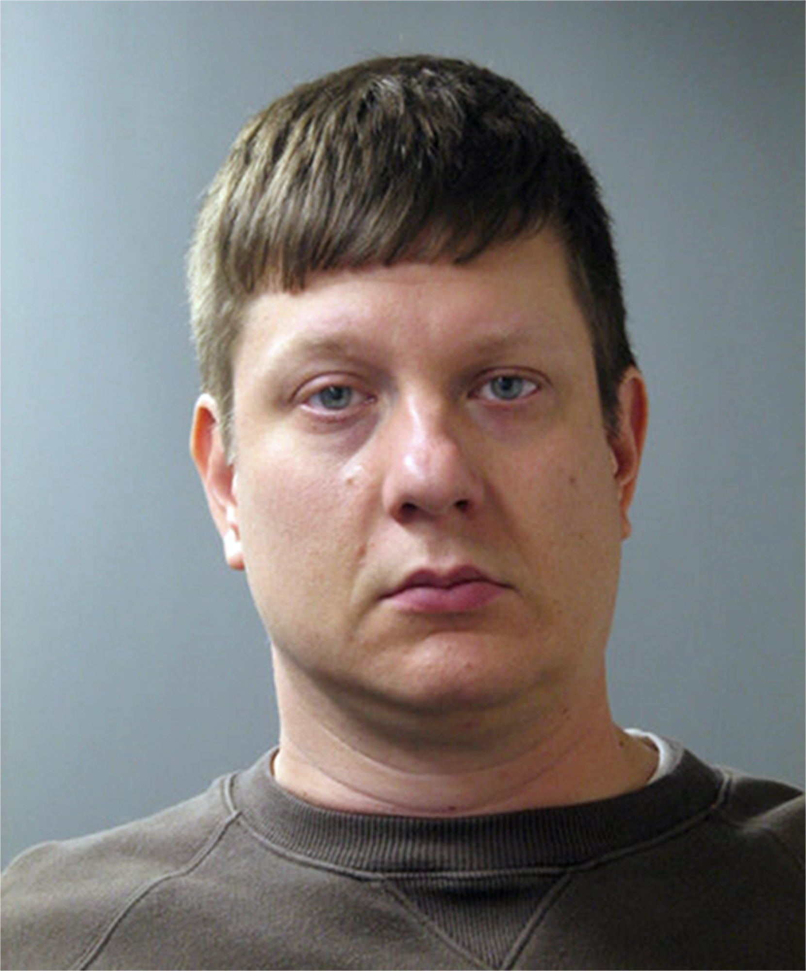 A photo of Chicago police Officer Jason Van Dyke released by the Cook County State's Attorney's Office on Nov. 24, 2015.