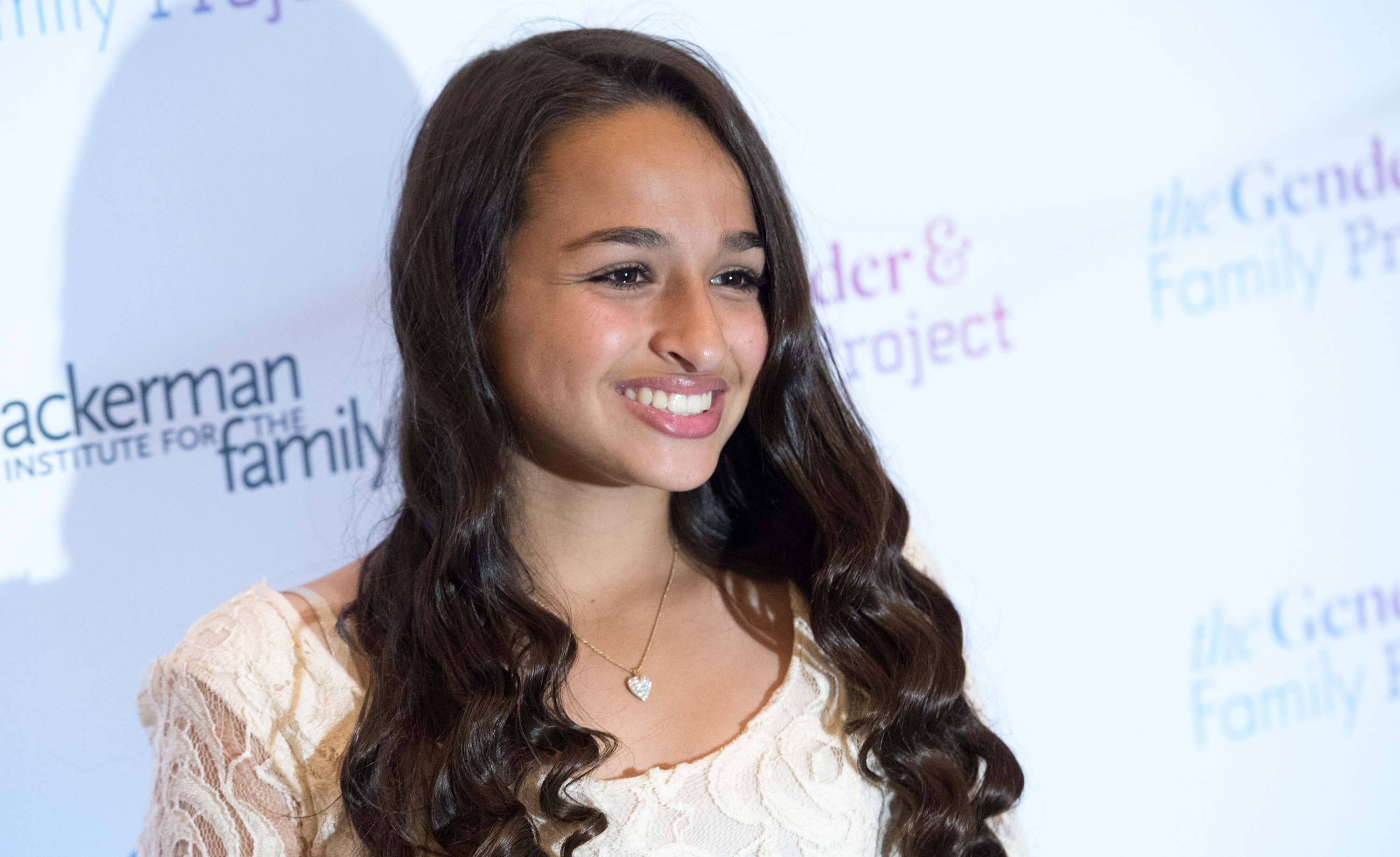 Activist Jazz Jennings in New York City on March 23, 2015.