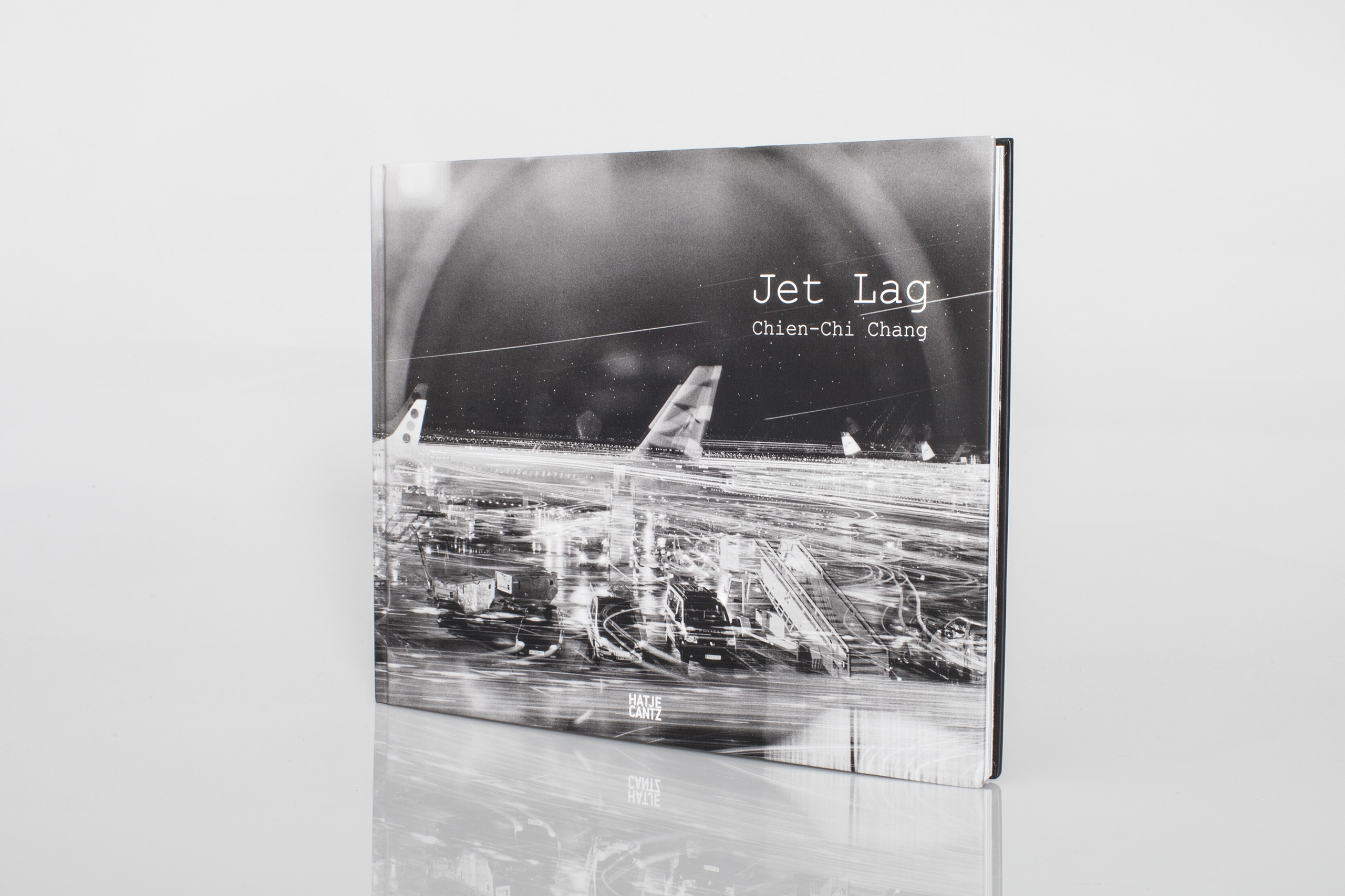Jet Lag  by Chien-Chi ChangPublished by Hatje Cantz