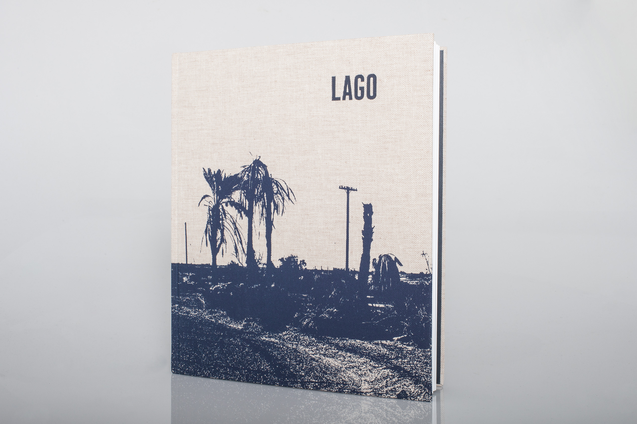 Lago  by Ron JudePublished by Mack