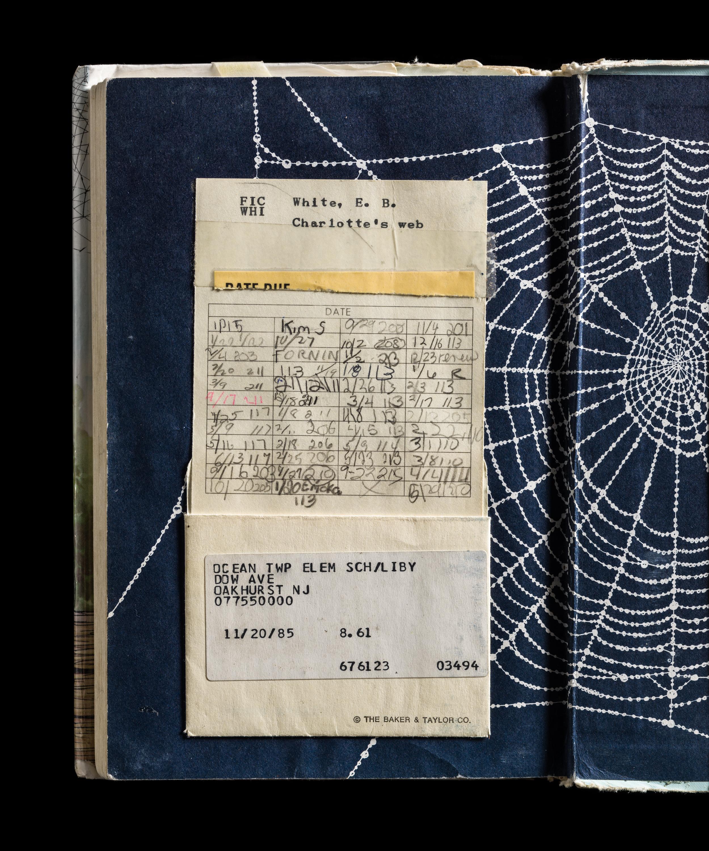 Charlotte's Web, Interior Back Spread