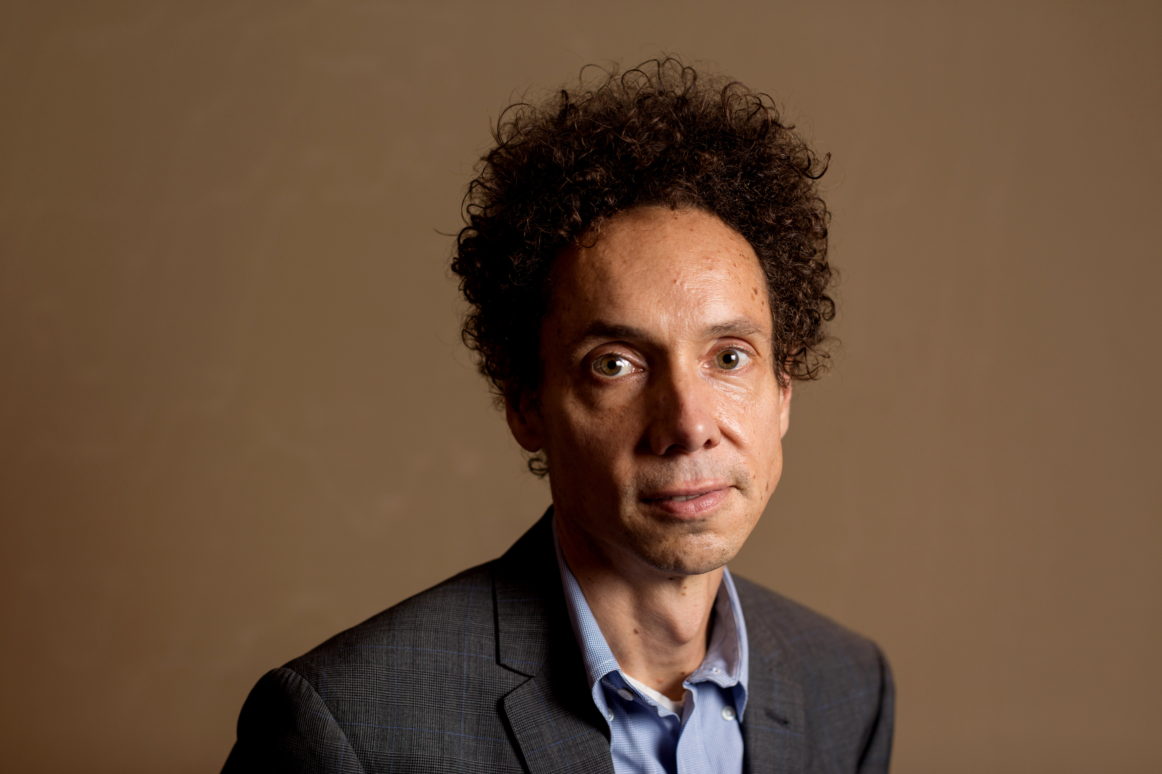 Malcolm Gladwell at the Barclays Asia Forum in Hong Kong on Nov. 6, 2014.