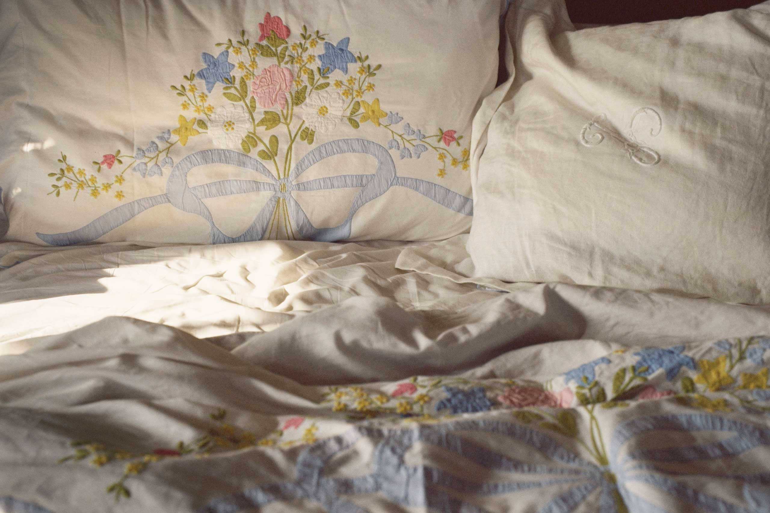 Mum's Side of the Bed, Sussex, 1998