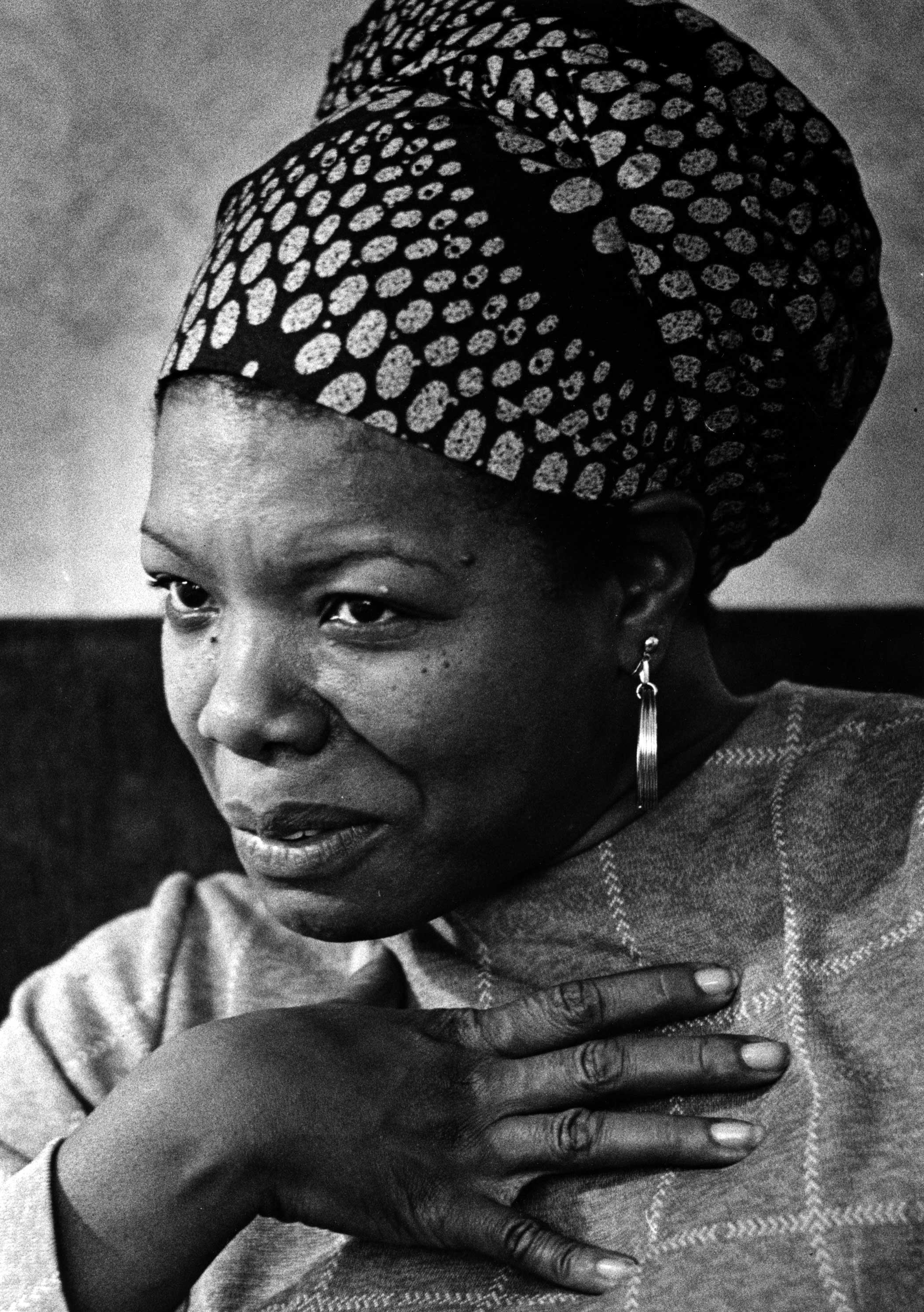 Dr. Maya Angelou: 5 Things to Know About Her Beautiful Life | Time