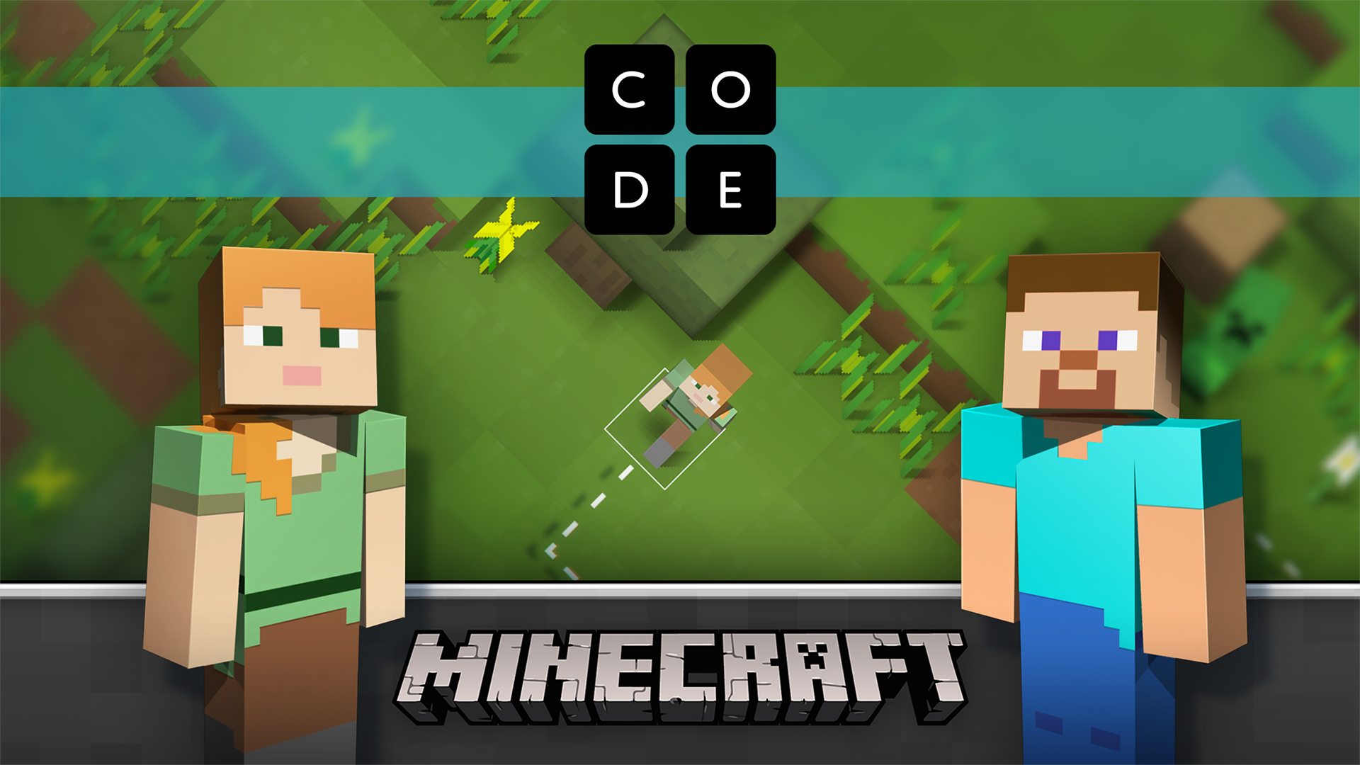 Microsoft Using Minecraft to Teach Kids How to Code  Time