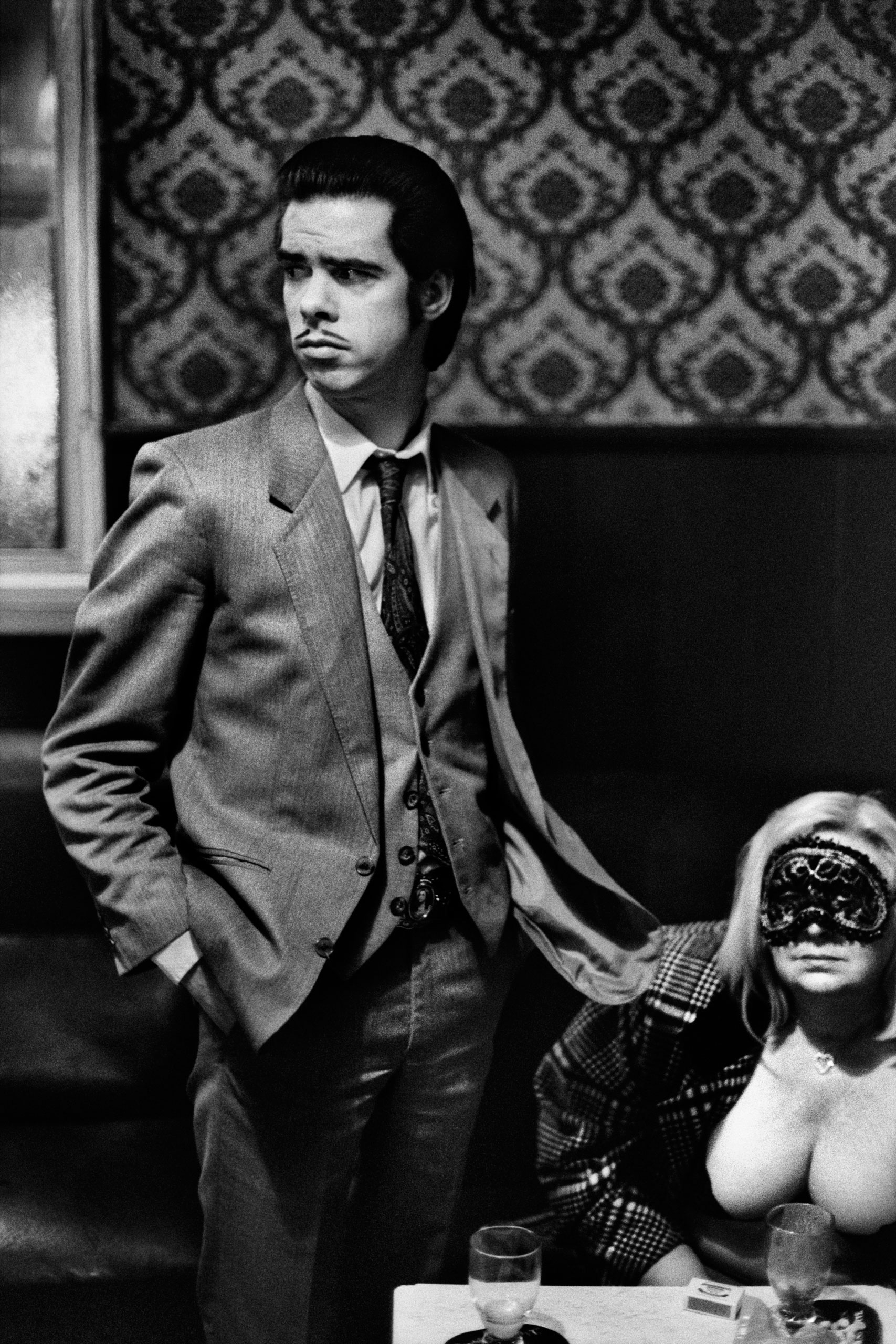 Nick Cave, London 1988