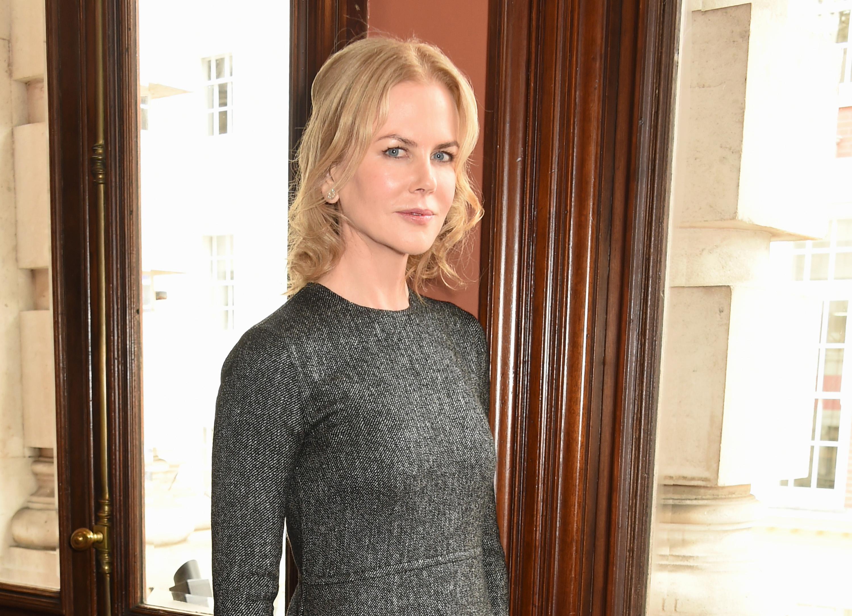 Nicole Kidman on Sept. 7, 2015 in London.