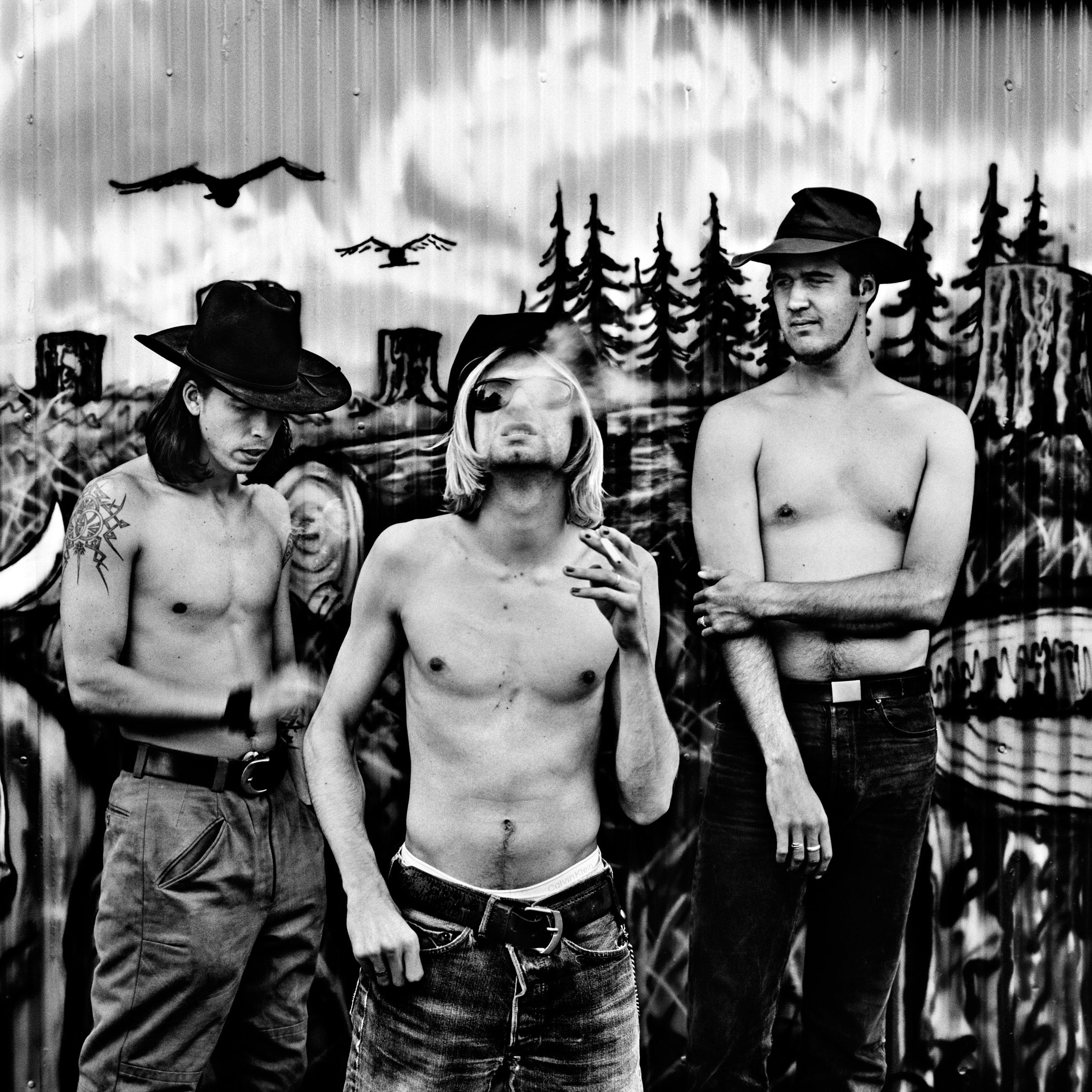 Nirvana, Seattle 1993