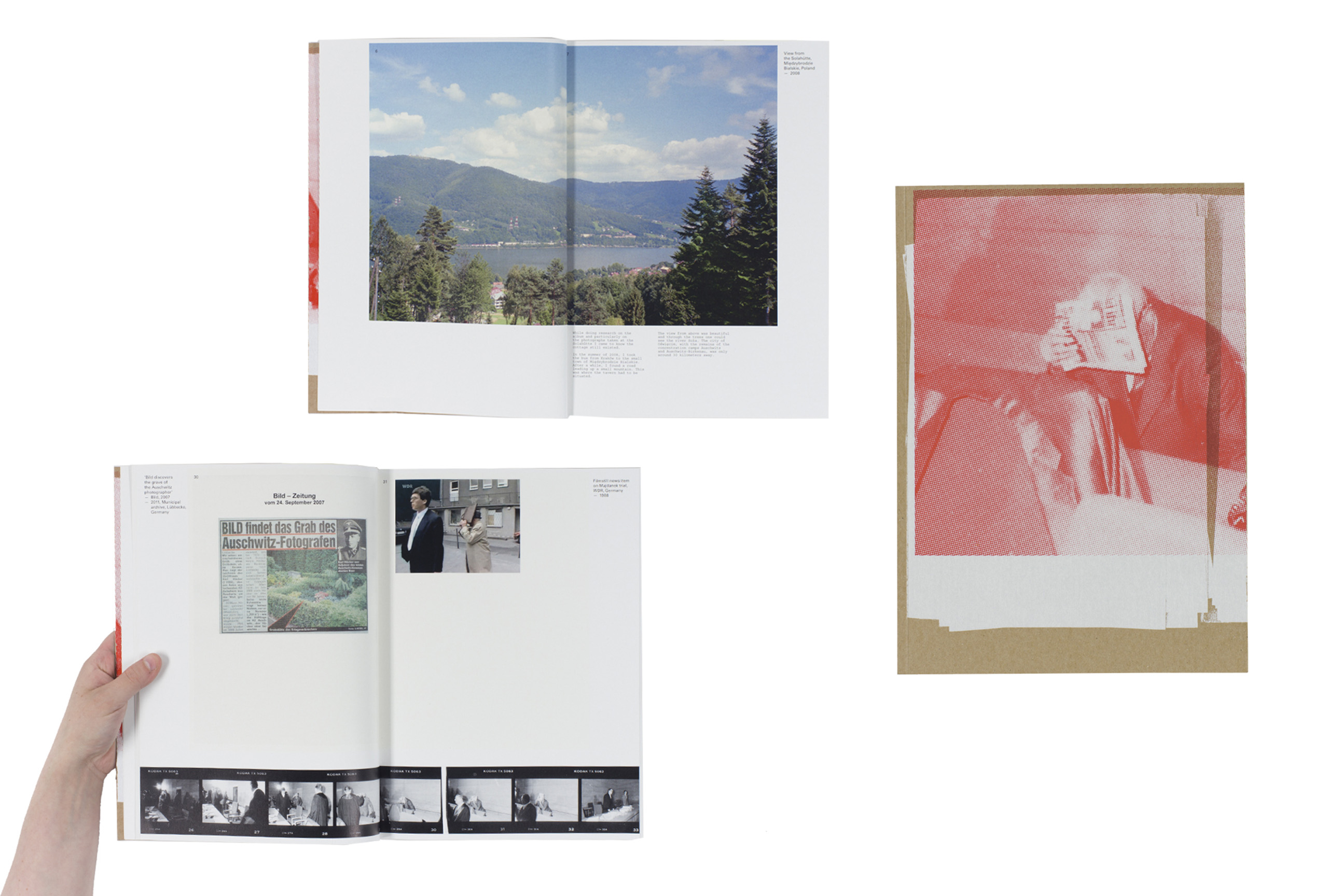 (in matters of) Karl by Annette Behrens, published by Fw:Books. Short-listed title for First PhotoBook.
