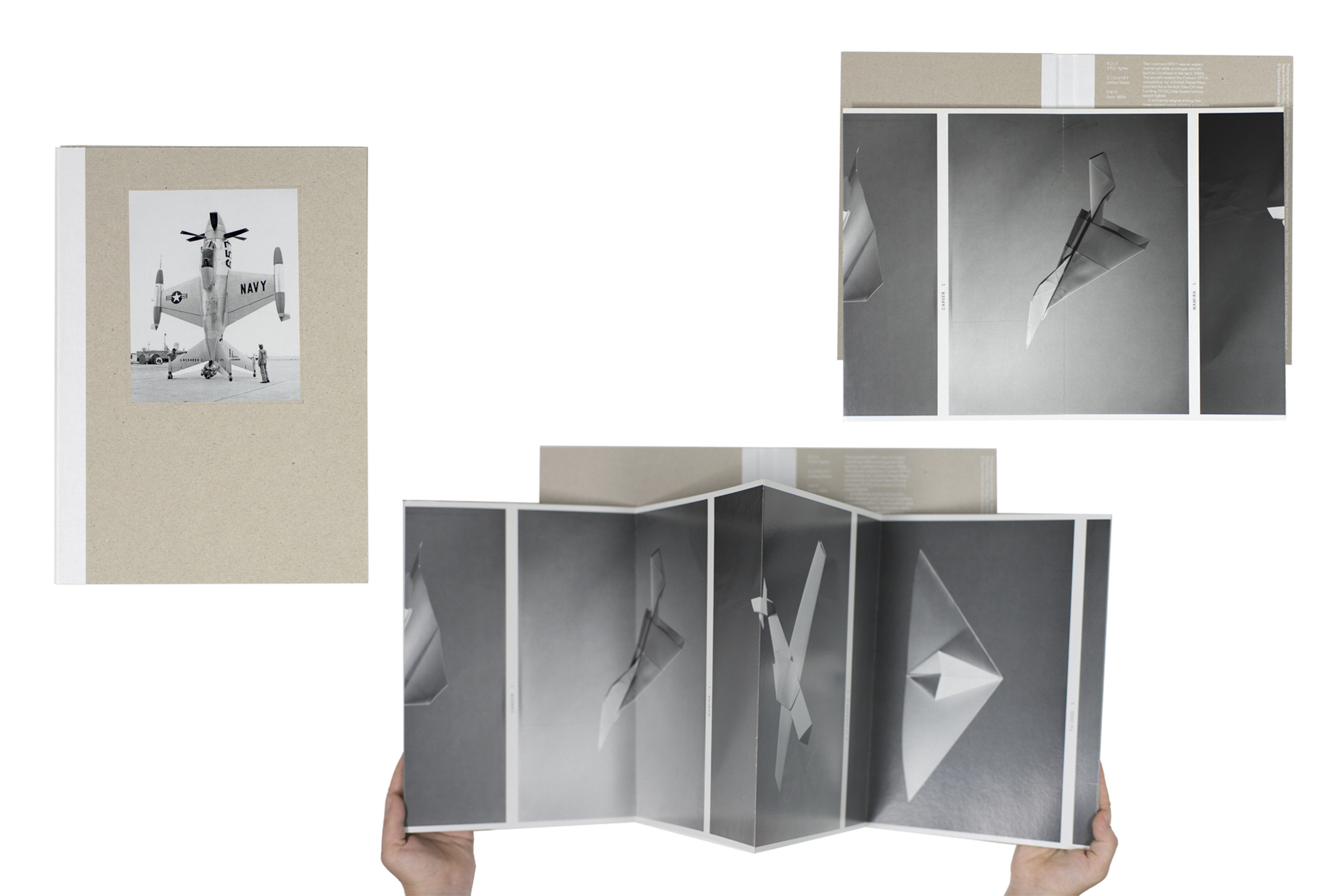 Paper Planes by Sjoerd Knibbeler, published by Fw:Books. Short-listed title for First PhotoBook.